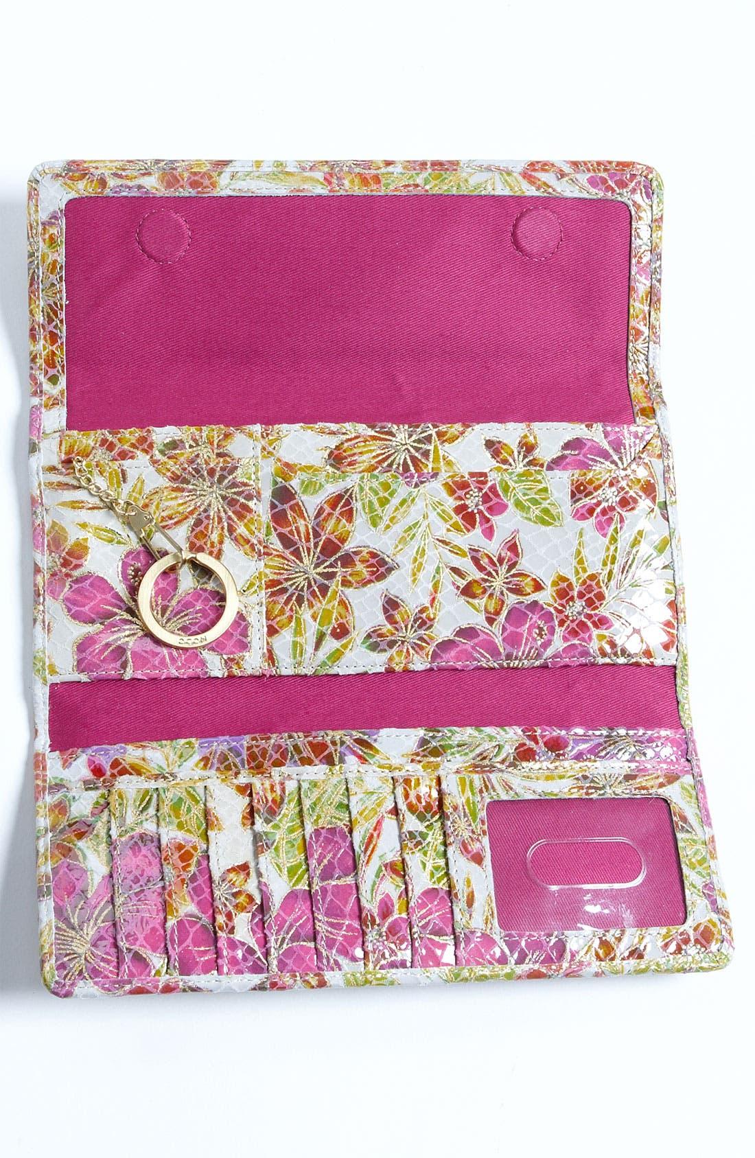 'Sadie' Leather Wallet,                             Alternate thumbnail 158, color,