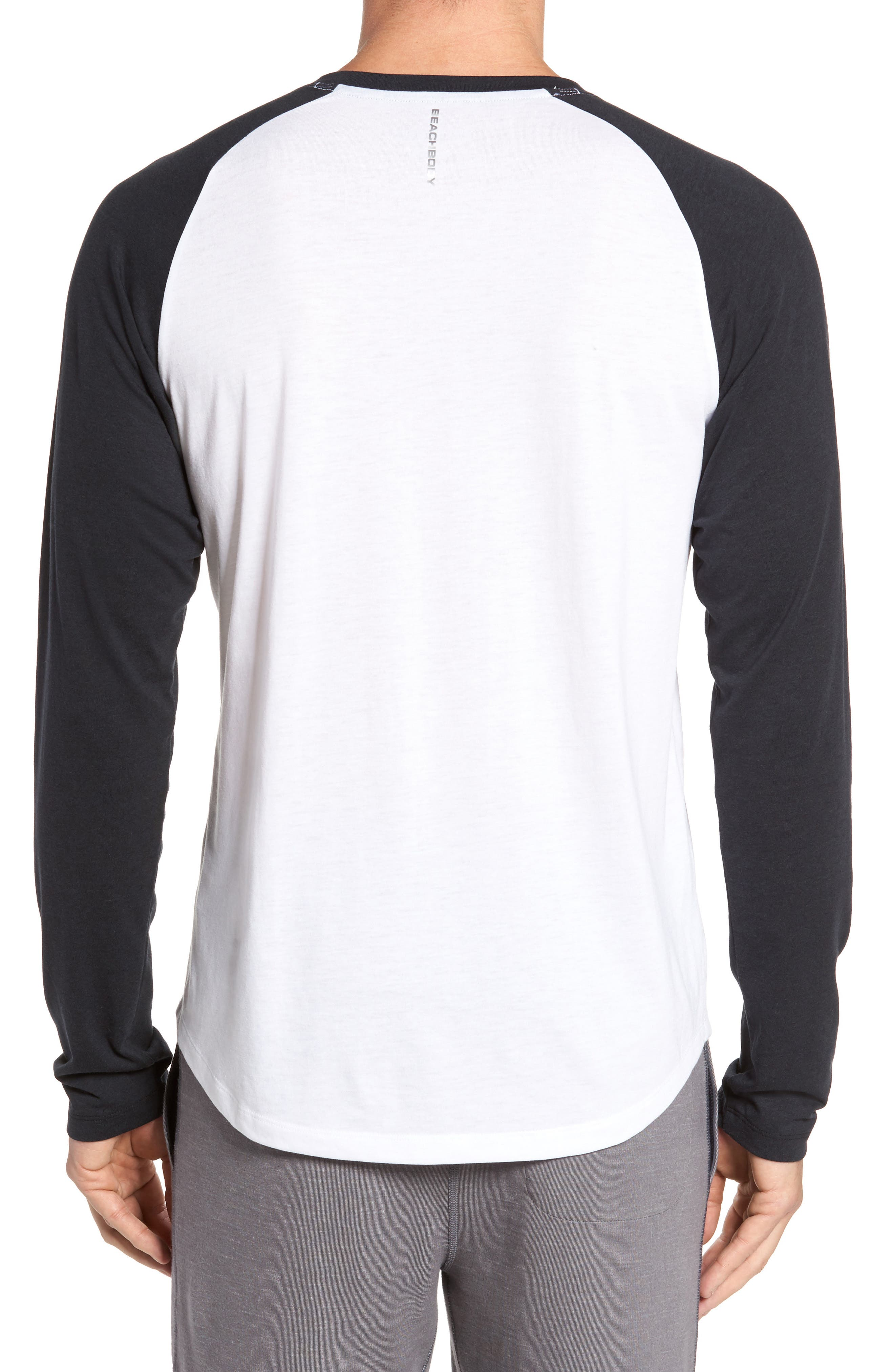 Go-To Infinity Long Sleeve T-Shirt,                             Alternate thumbnail 4, color,