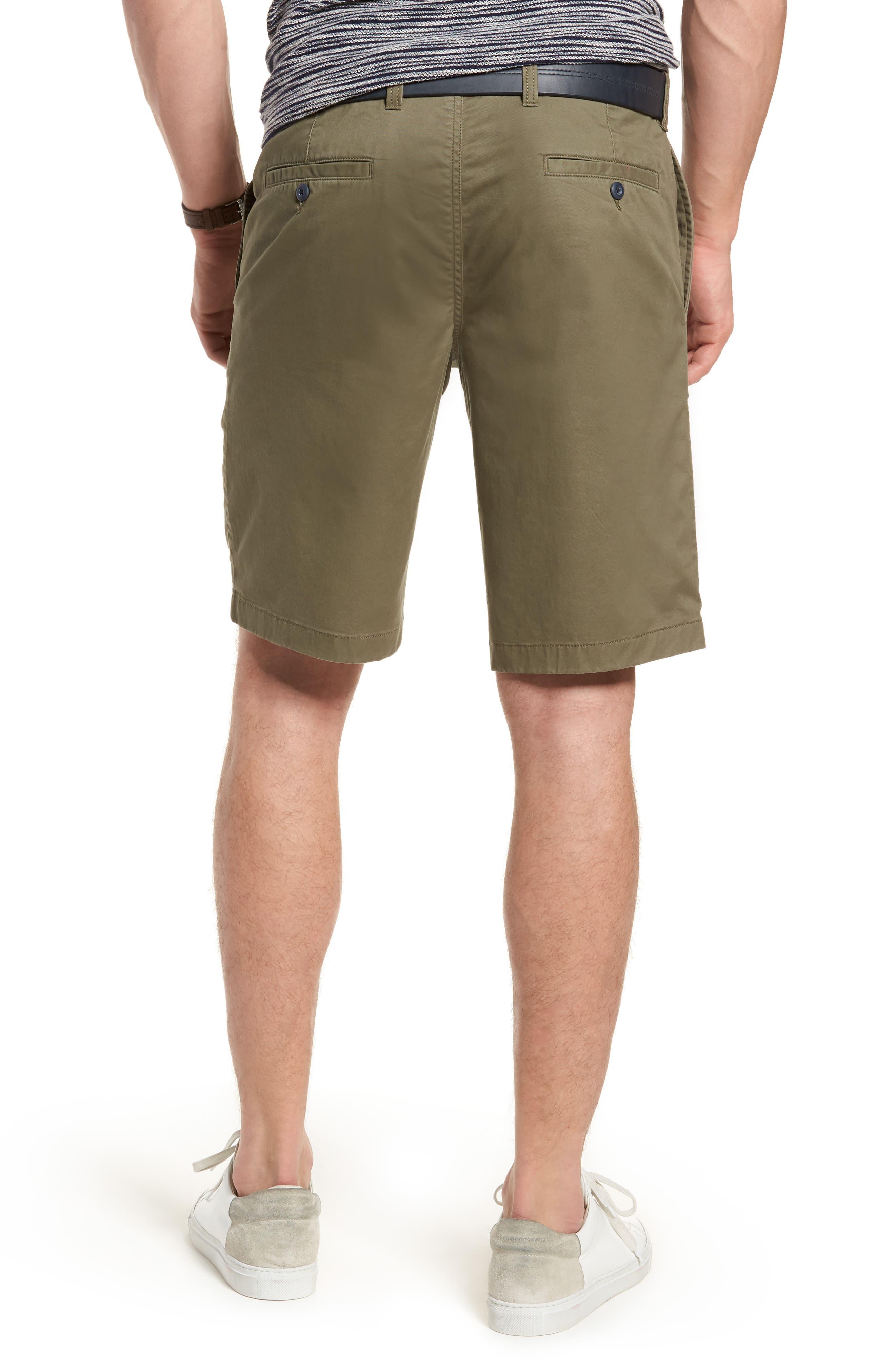 Ballard Slim Fit Stretch Chino 11-Inch Shorts,                             Alternate thumbnail 24, color,