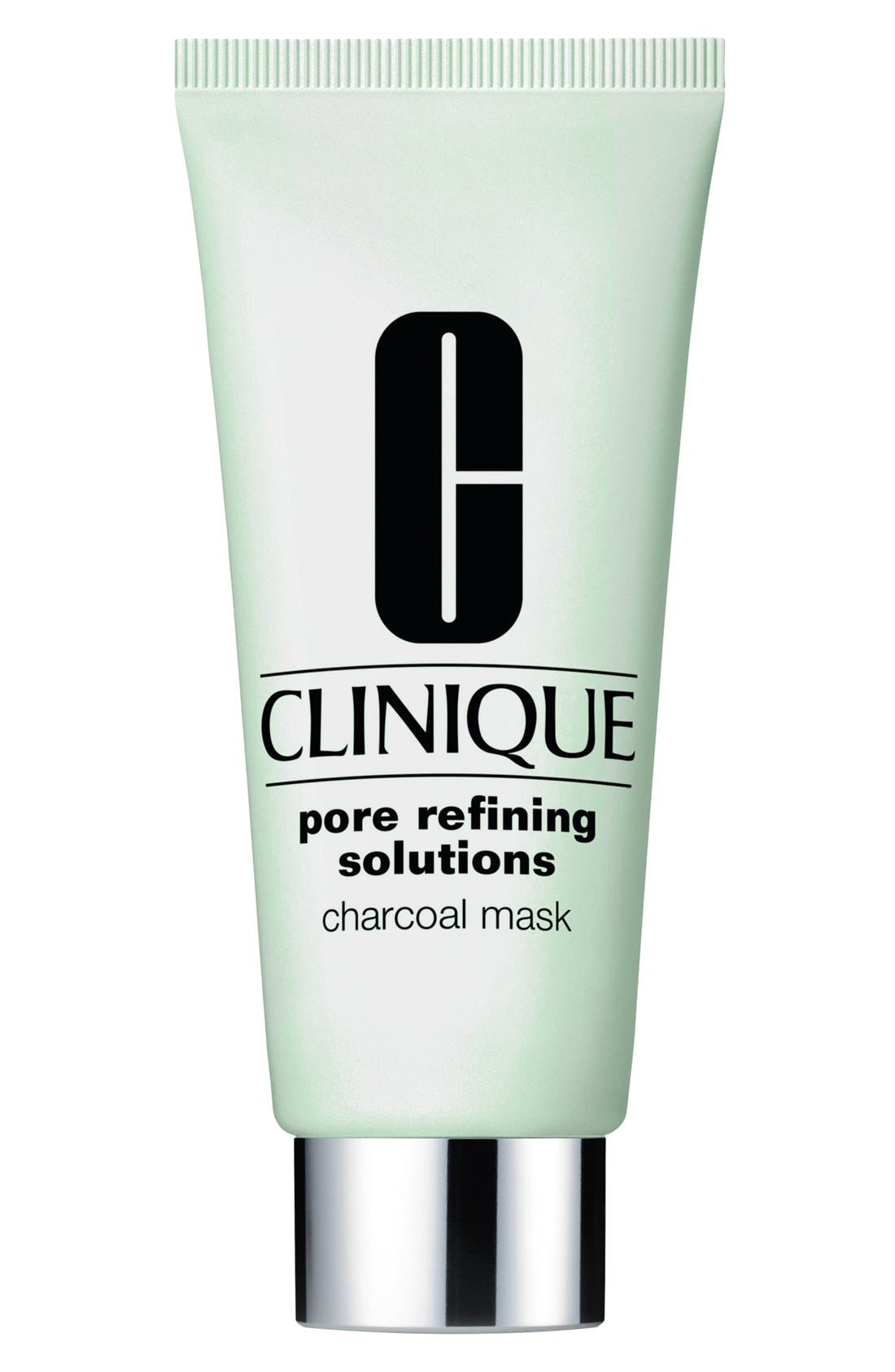 Pore Refining Solutions Charcoal Mask,                         Main,                         color,
