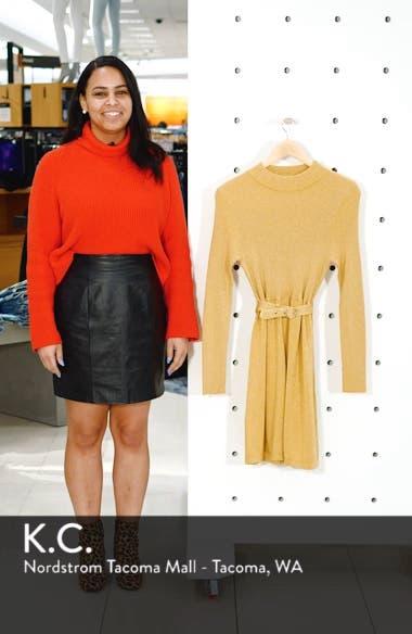 French Girl Sweater Minidress, sales video thumbnail