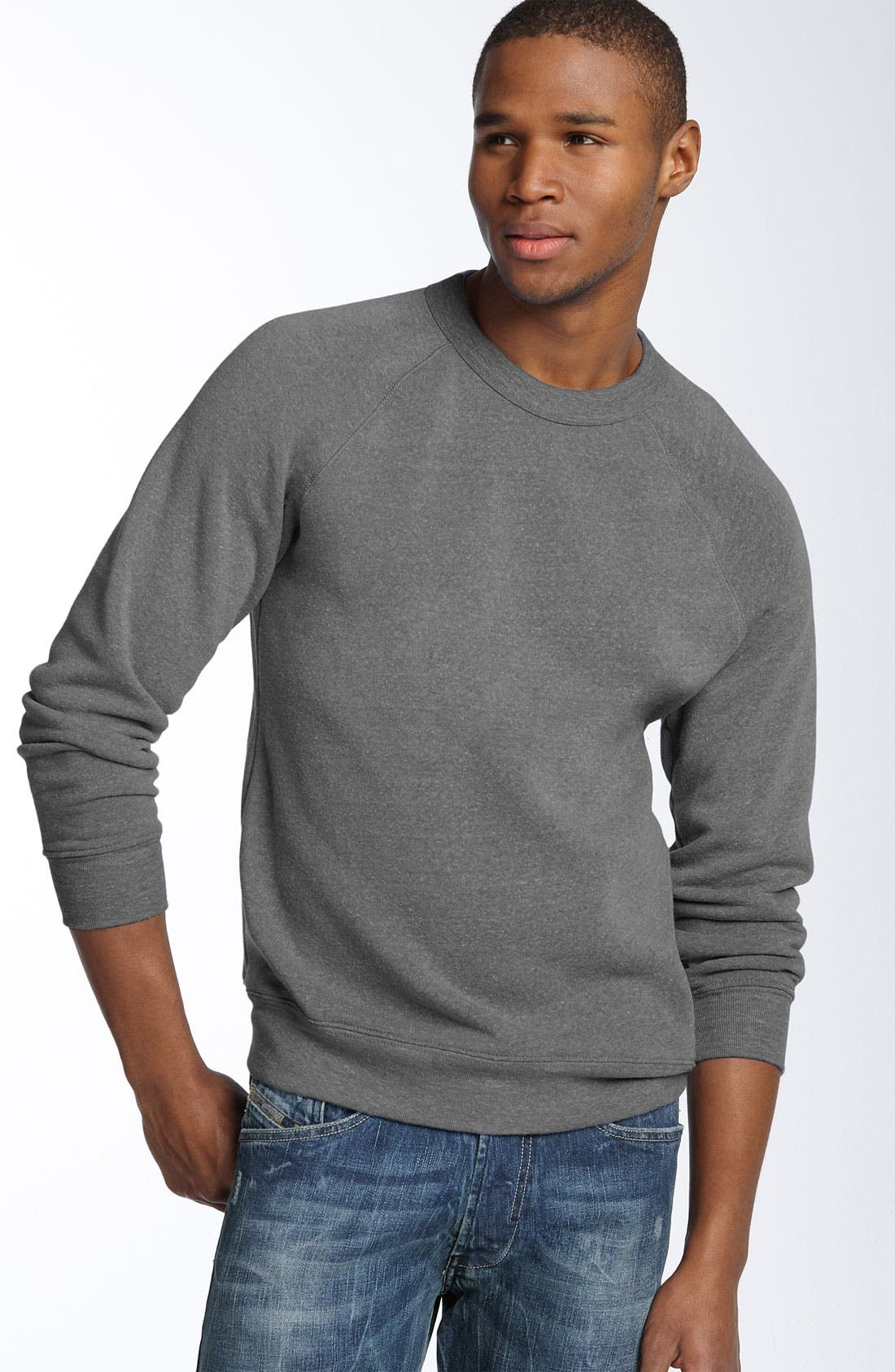 'The Champ' Sweatshirt,                             Main thumbnail 3, color,
