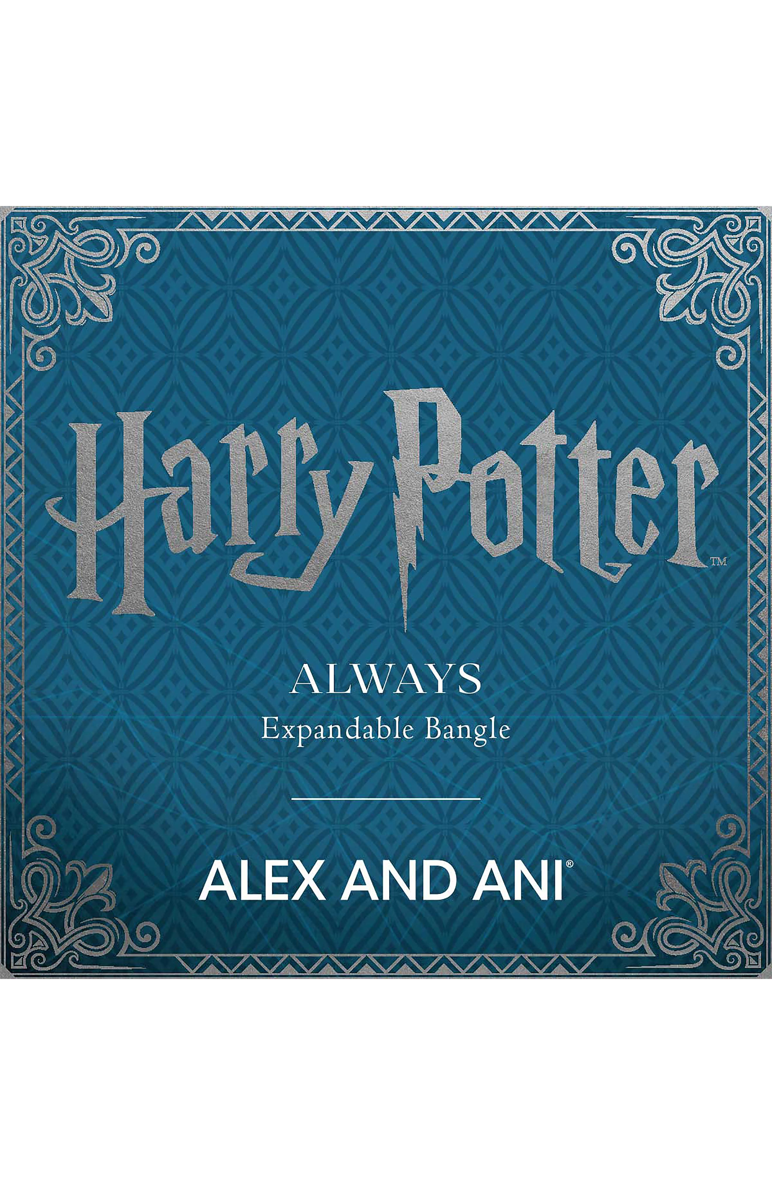 Harry Potter<sup>™</sup> Always Bangle,                             Main thumbnail 1, color,                             040