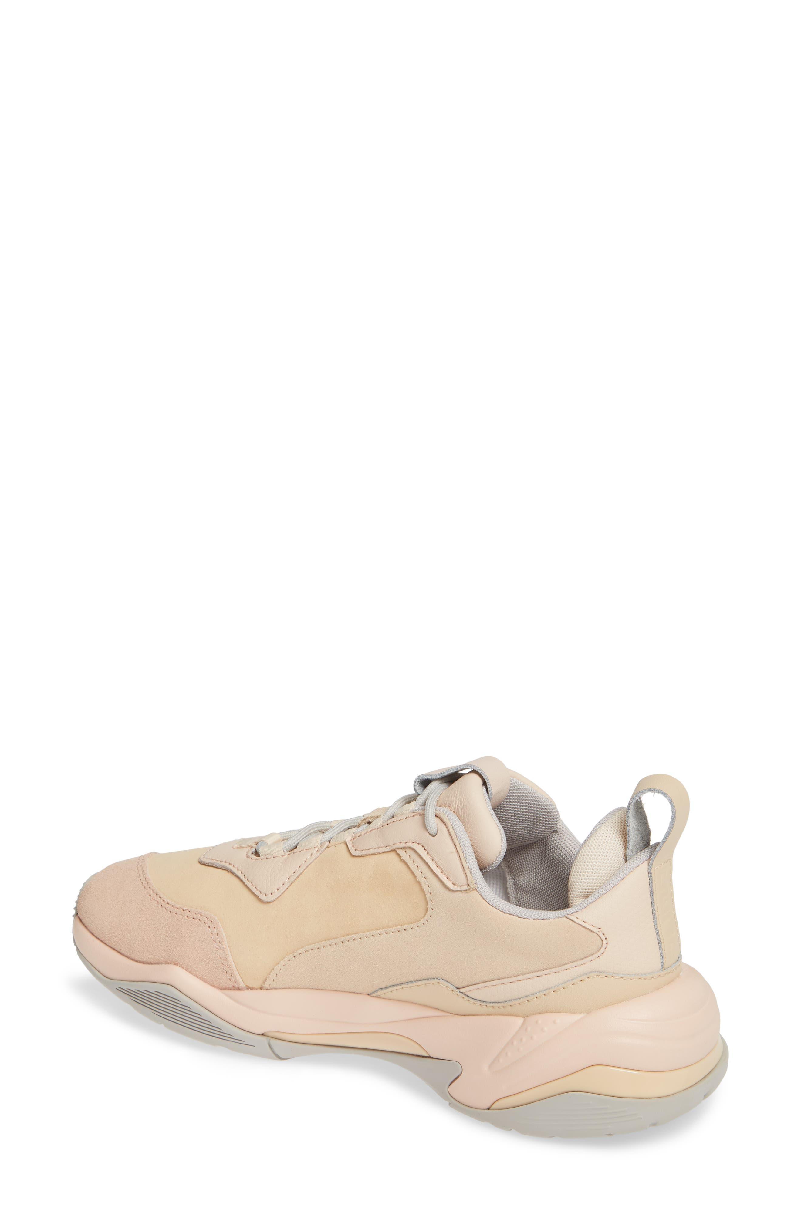 Thunder Desert Sneaker,                             Alternate thumbnail 2, color,                             NATURAL VACHETTA/ CREAM TAN