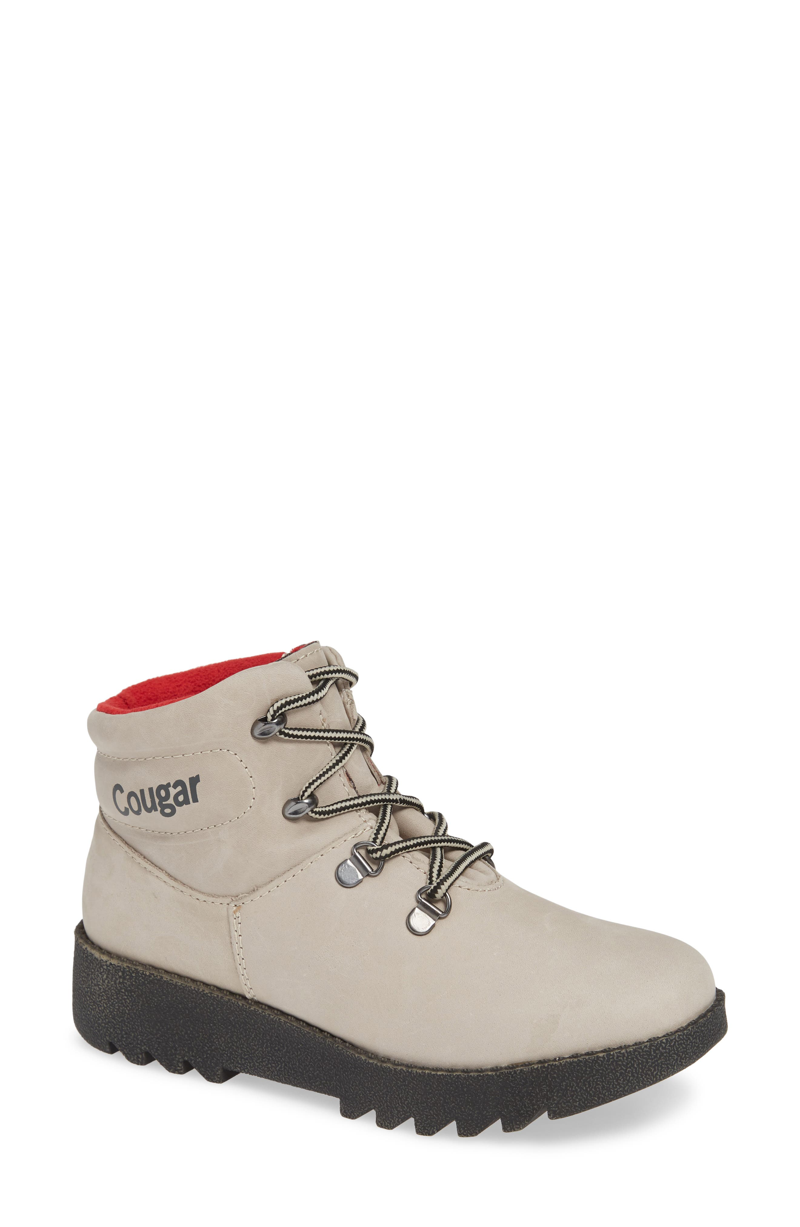 Cougar Paige Waterproof Insulated Bootie, Grey