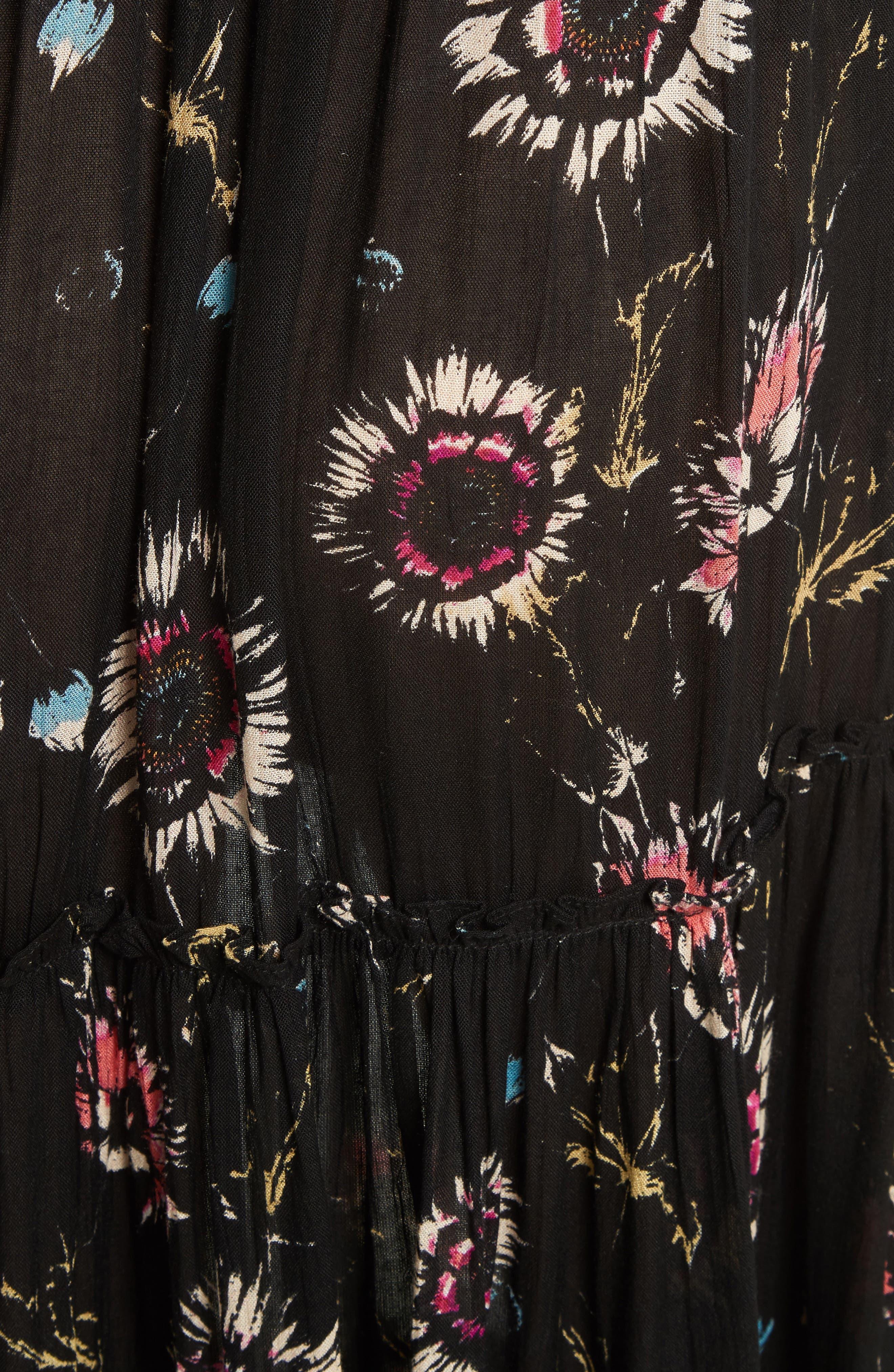 Garden Party Maxi Dress,                             Alternate thumbnail 40, color,