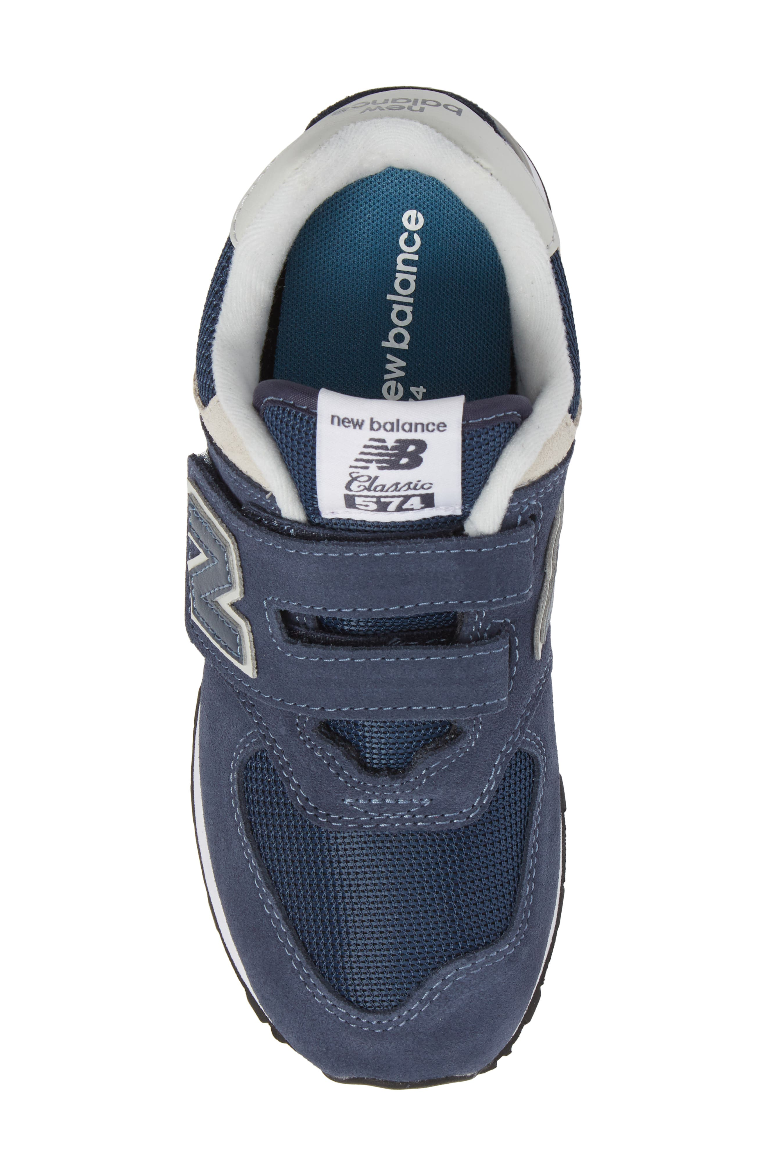 574 Retro Surf Sneaker,                             Alternate thumbnail 5, color,                             410