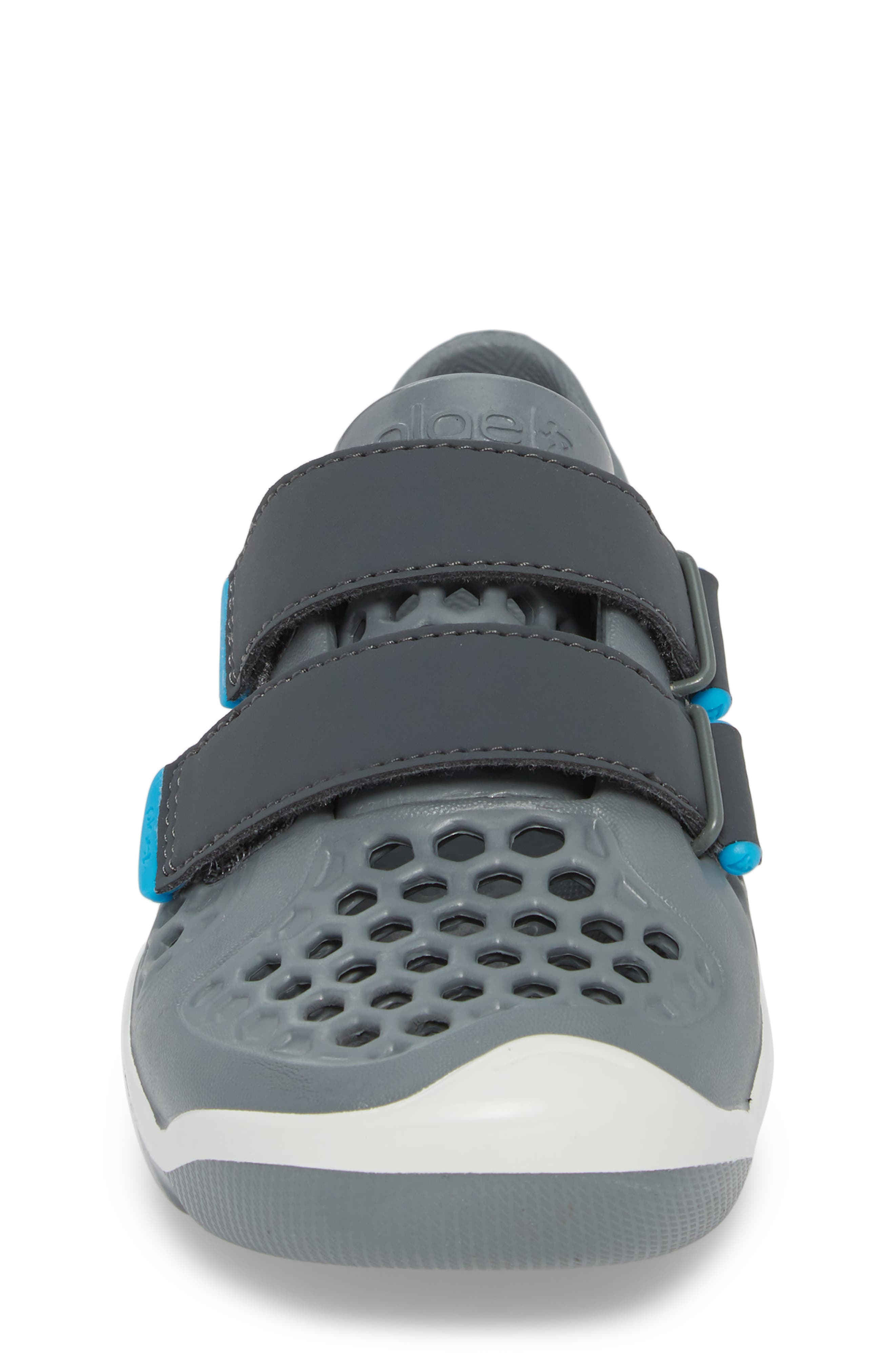 Mimo Customizable Sneaker,                             Alternate thumbnail 4, color,                             SLATE
