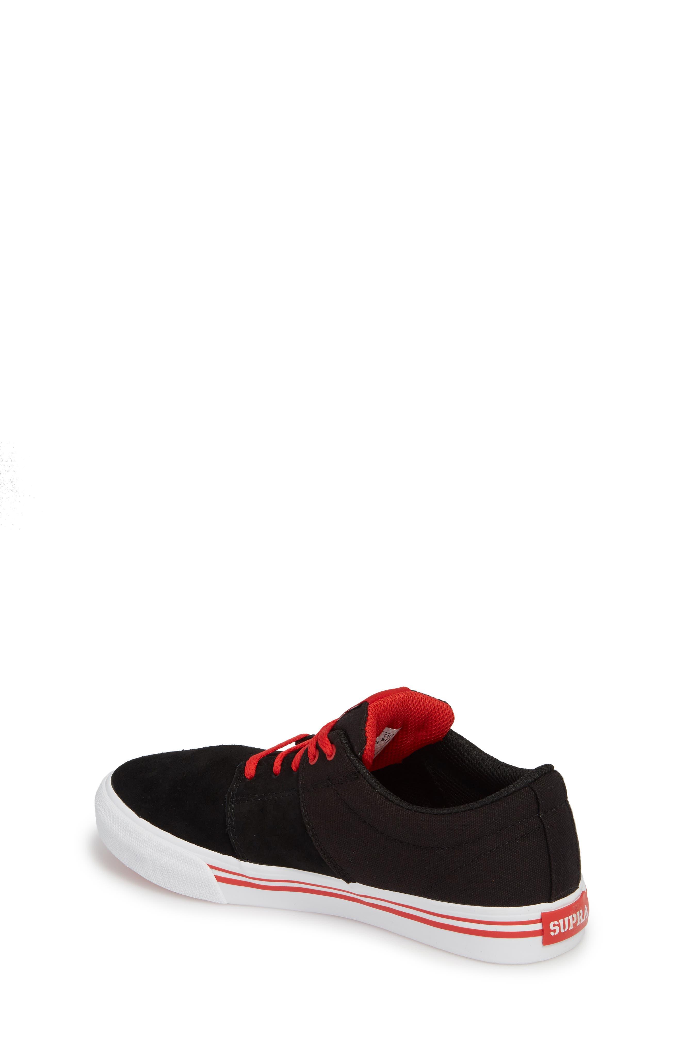 'Stacks Vulc II' Low Top Sneaker,                             Alternate thumbnail 2, color,                             002