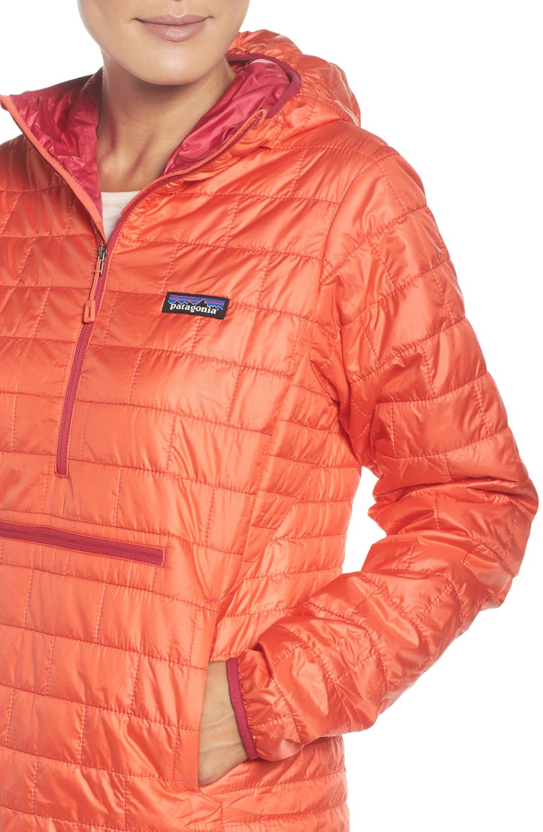 Nano Puff<sup>®</sup> Bivy Water Resistant Jacket,                             Alternate thumbnail 39, color,