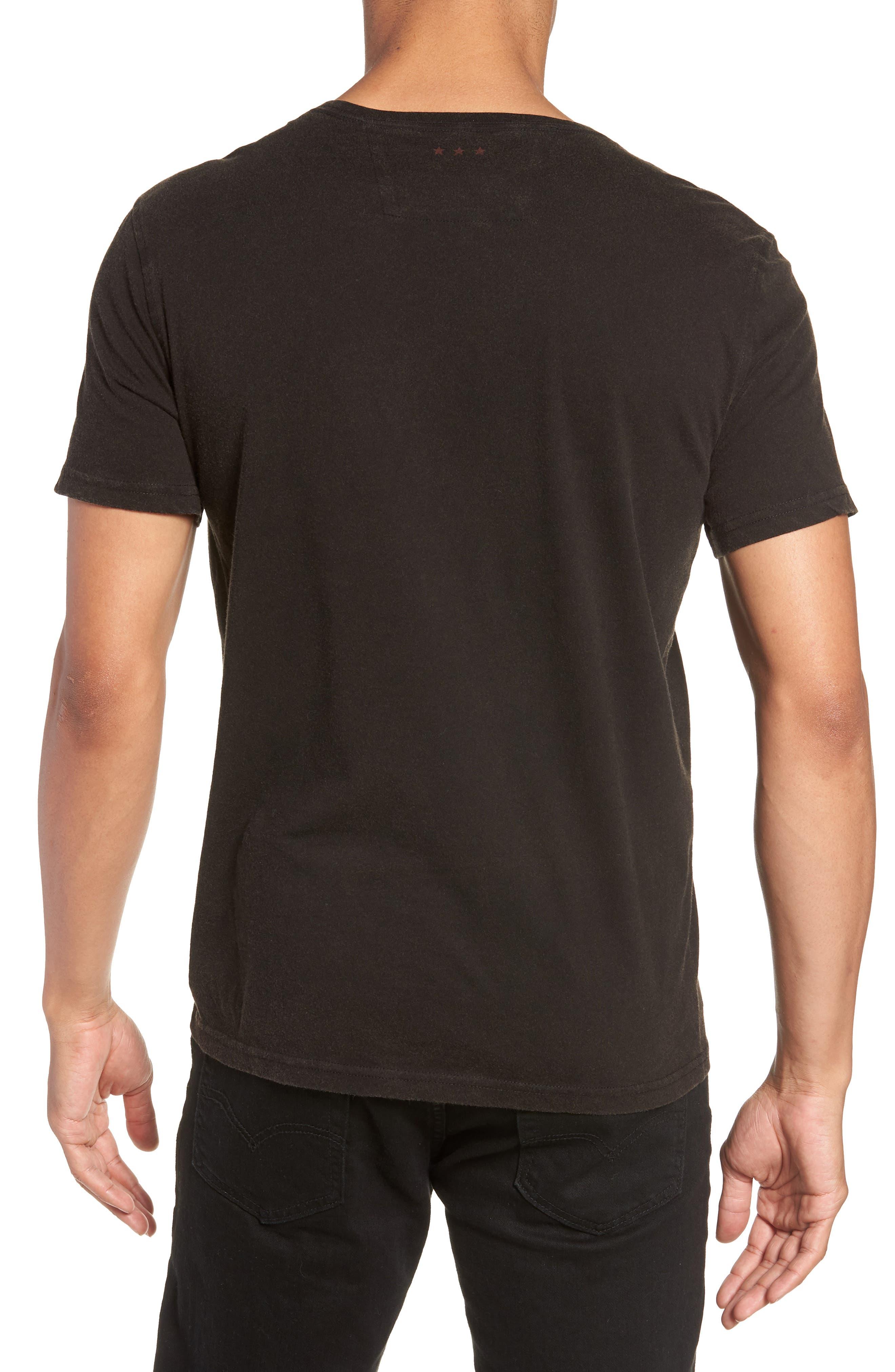 Def Leppard Graphic T-Shirt,                             Alternate thumbnail 2, color,                             001