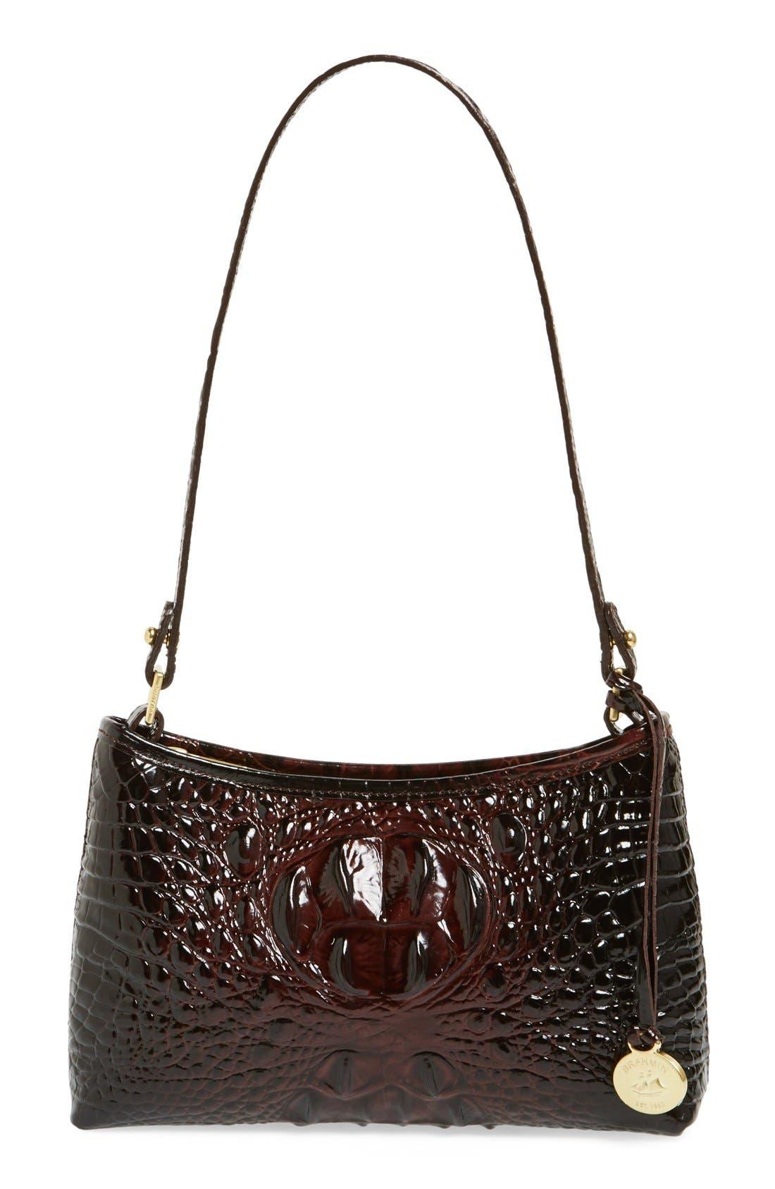 'Anytime - Mini' Convertible Handbag,                             Main thumbnail 9, color,