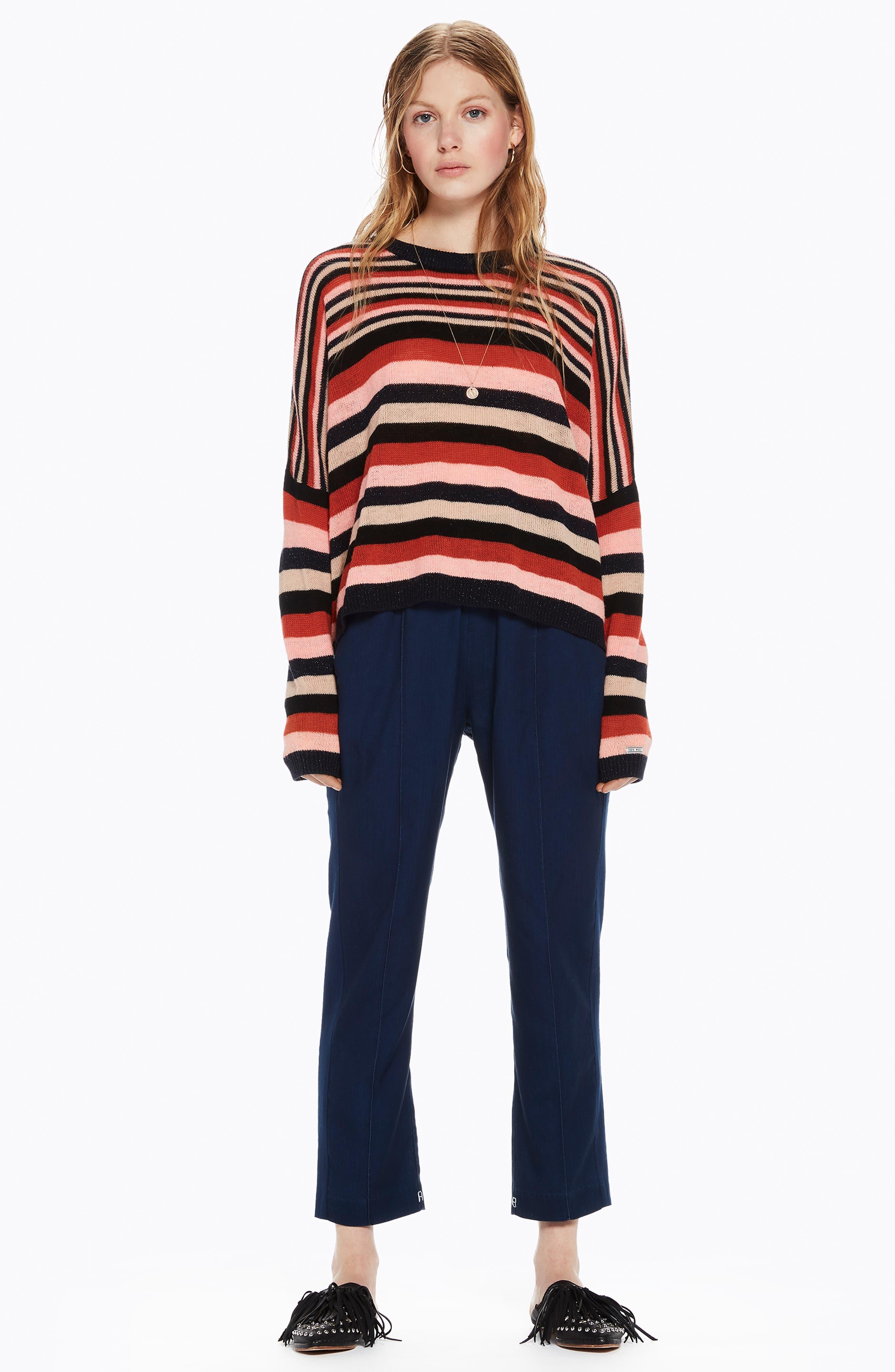 SCOTCH & SODA,                             Stripe Sweater,                             Alternate thumbnail 10, color,                             651