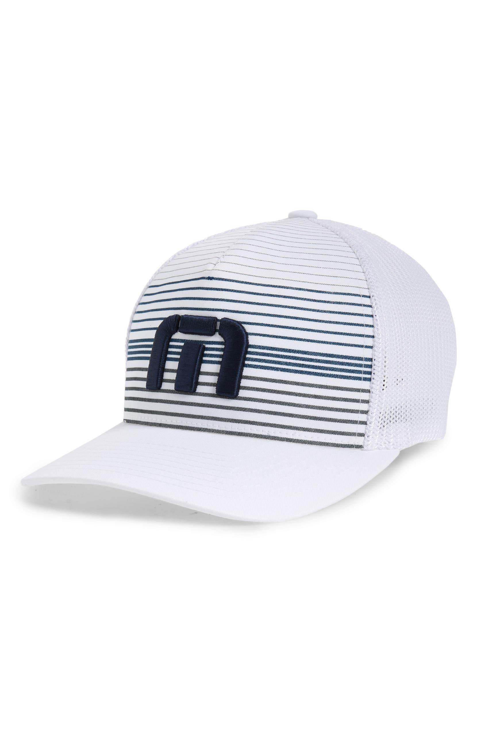 c682f6066d3 Travis Mathew The Executive Trucker Hat