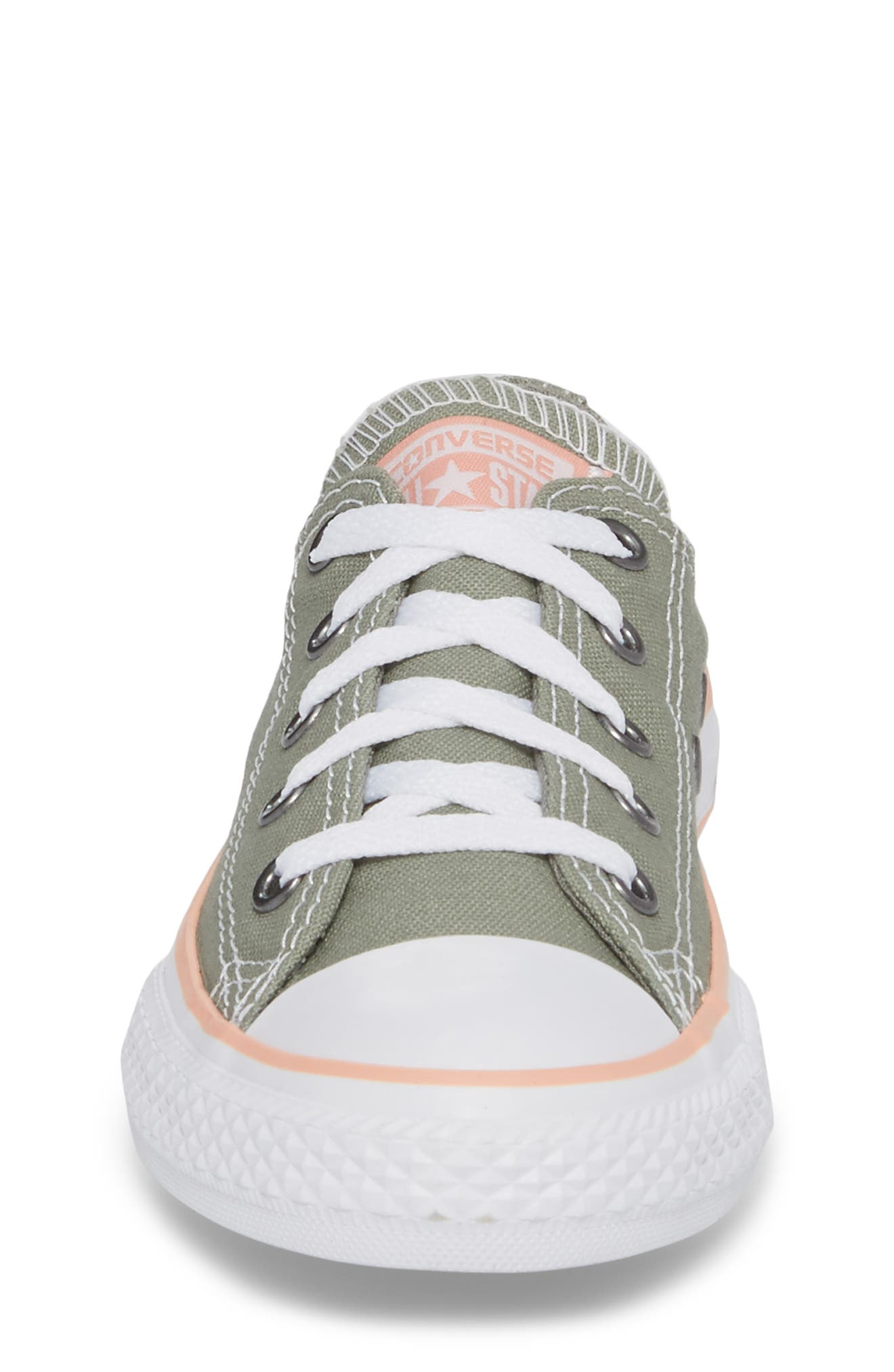 Chuck Taylor<sup>®</sup> All Star<sup>®</sup> Low Top Sneaker,                             Alternate thumbnail 7, color,