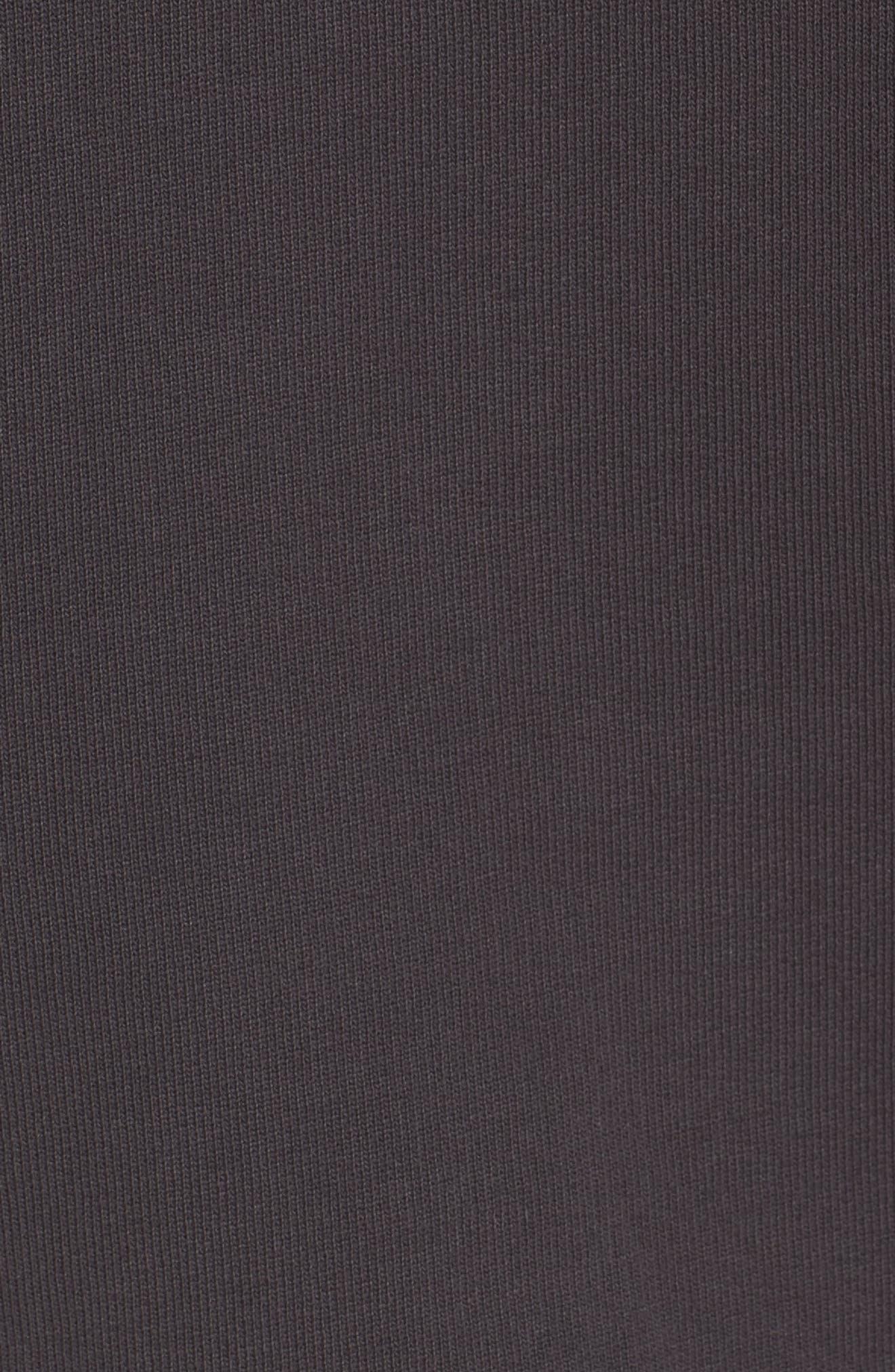Short Sleeve Pullover Hoodie,                             Alternate thumbnail 6, color,                             020