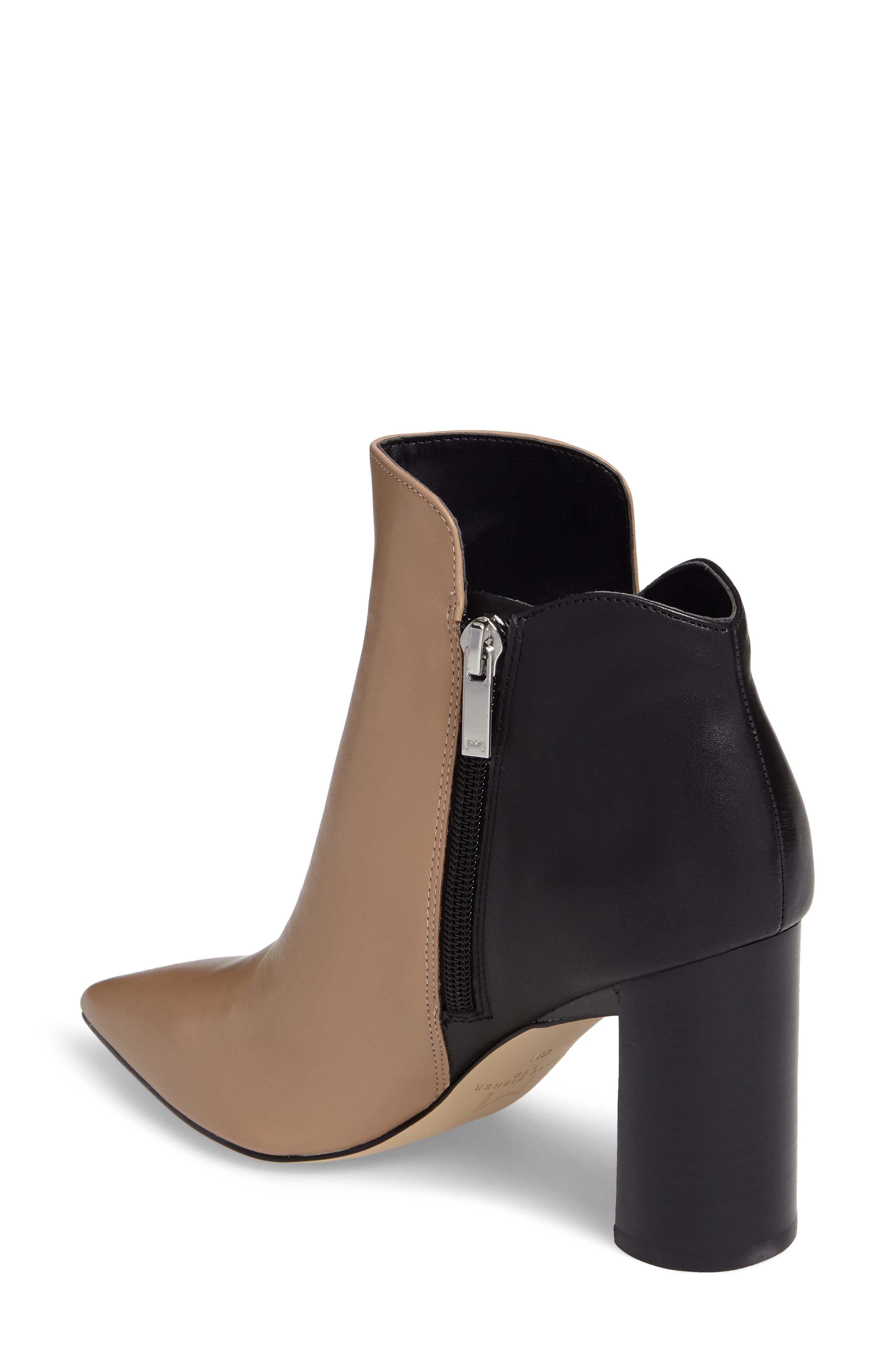 Harper Pointy Toe Bootie,                             Alternate thumbnail 5, color,