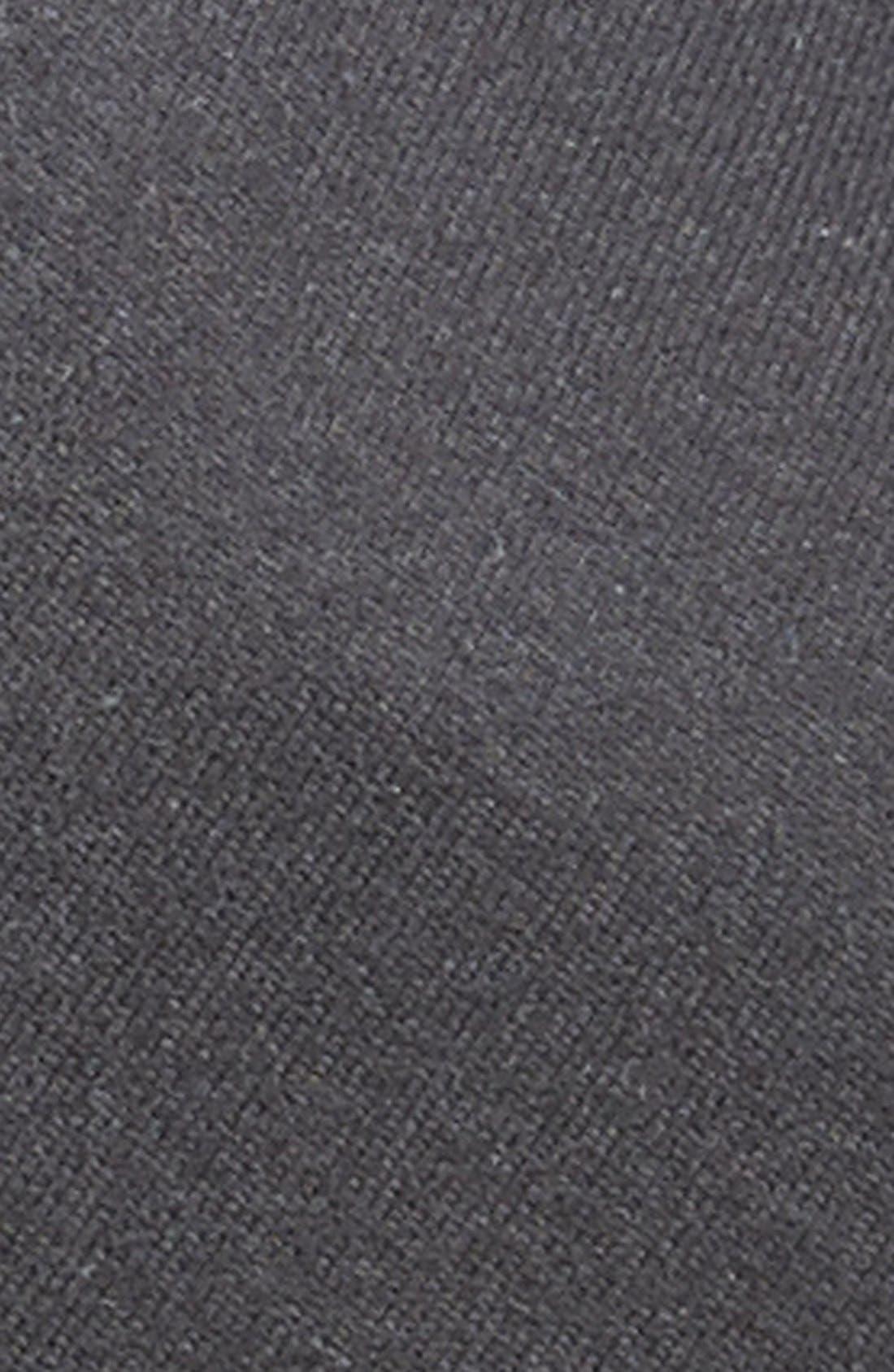 ZELLA,                             'Zeltek' Reflective Headband,                             Alternate thumbnail 4, color,                             BLACK