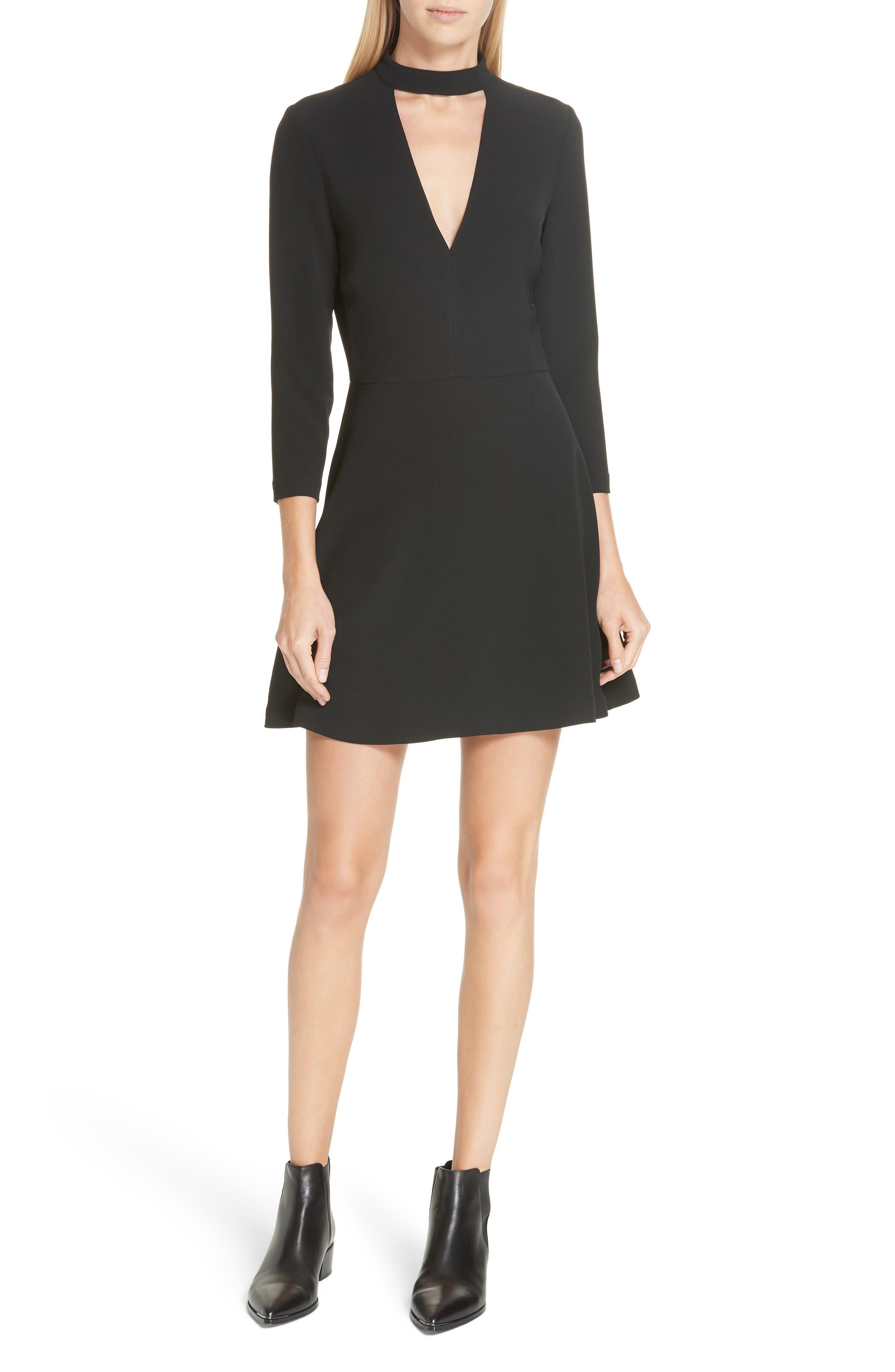 A.l.c. Lee Cutout Dress