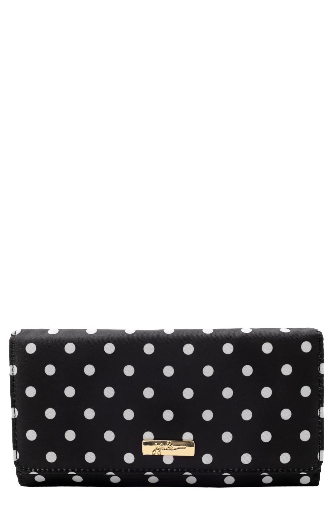 Legacy Be Rich Trifold Clutch Wallet,                             Main thumbnail 1, color,                             013