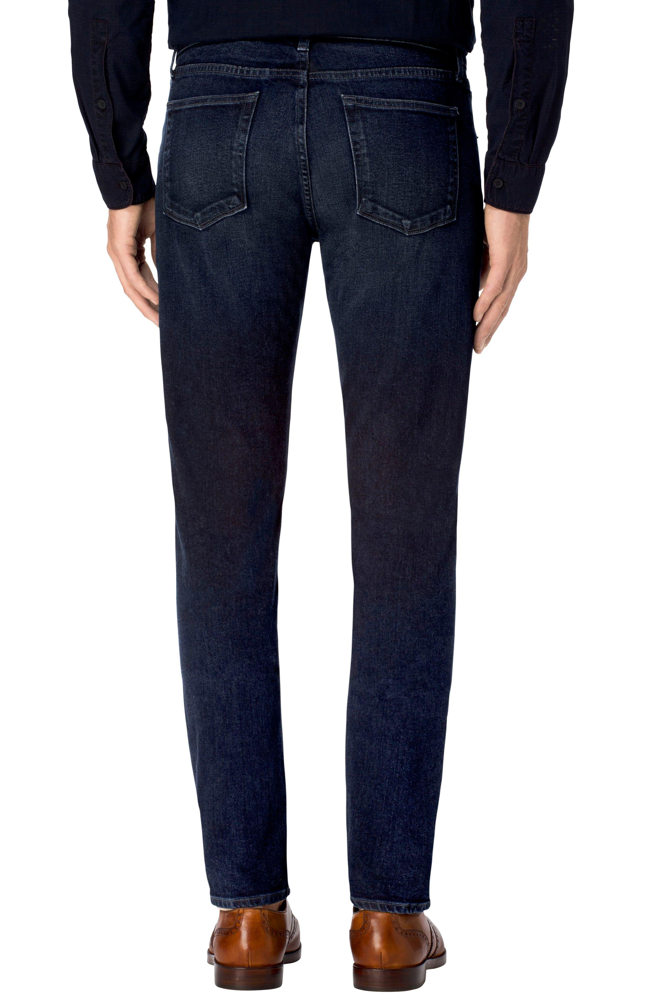 Tyler Slim Fit Jeans,                             Alternate thumbnail 2, color,                             480