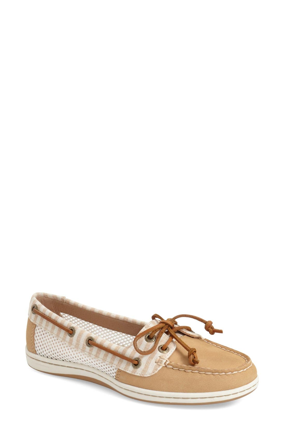 'Firefish' Boat Shoe,                             Main thumbnail 8, color,