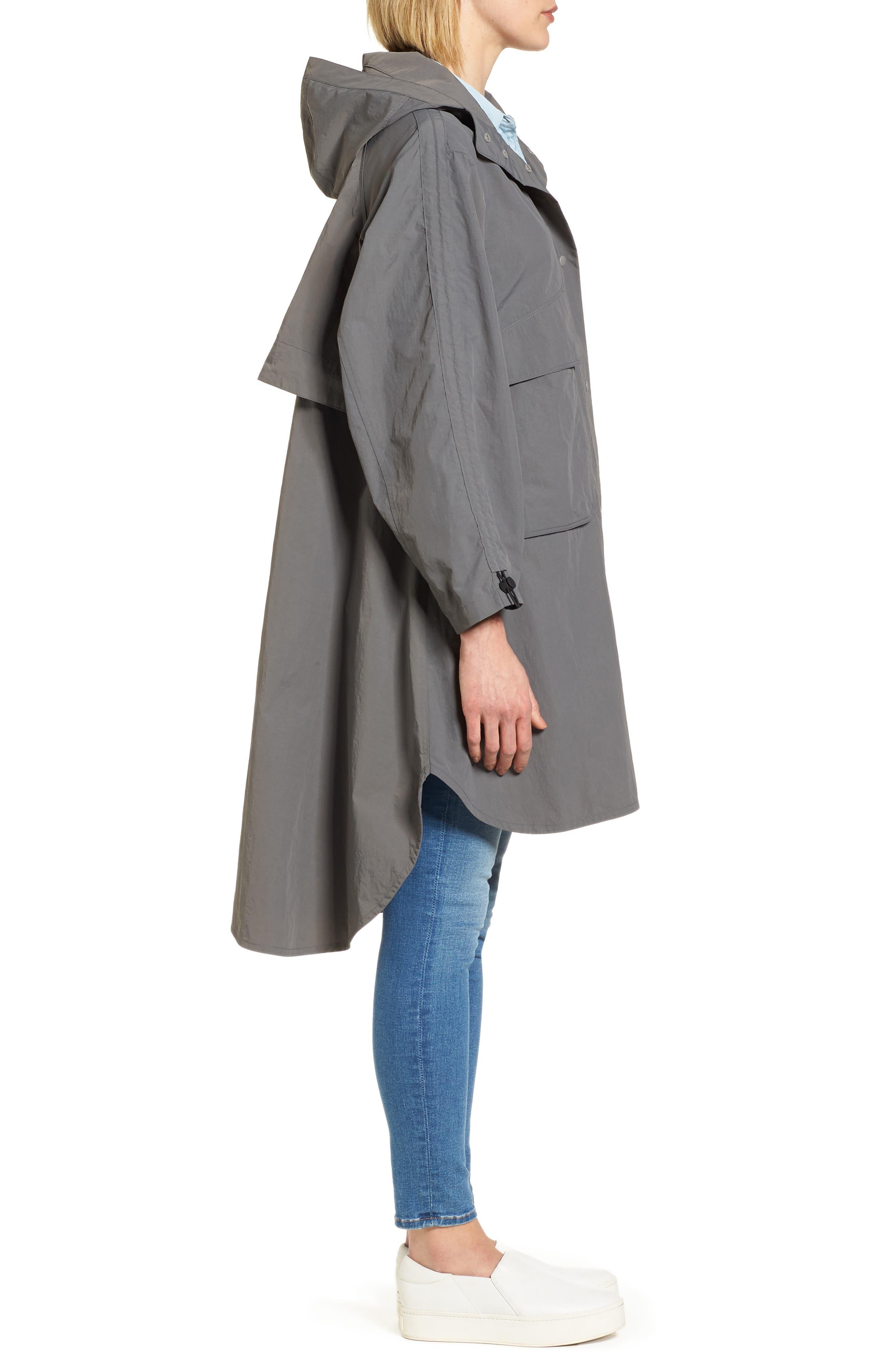 Florence Hooded Jacket,                             Alternate thumbnail 3, color,                             026