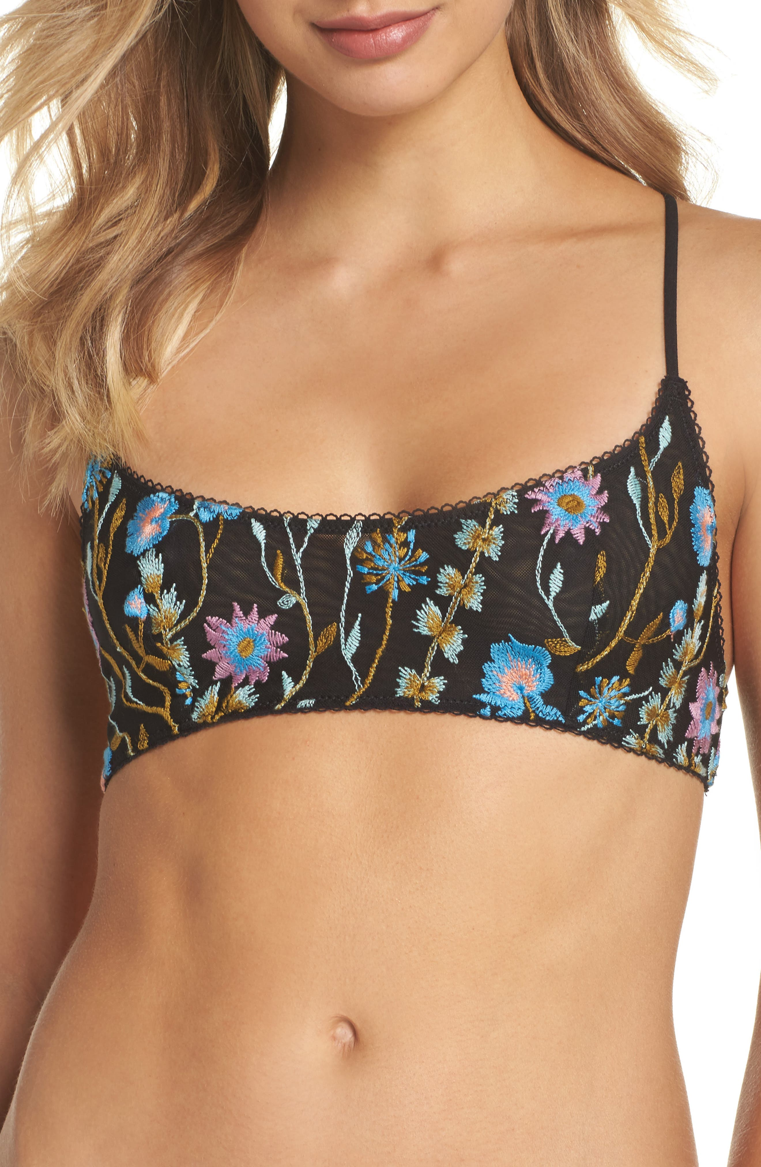 Intimately FP So Into You Bralette,                             Main thumbnail 1, color,                             001