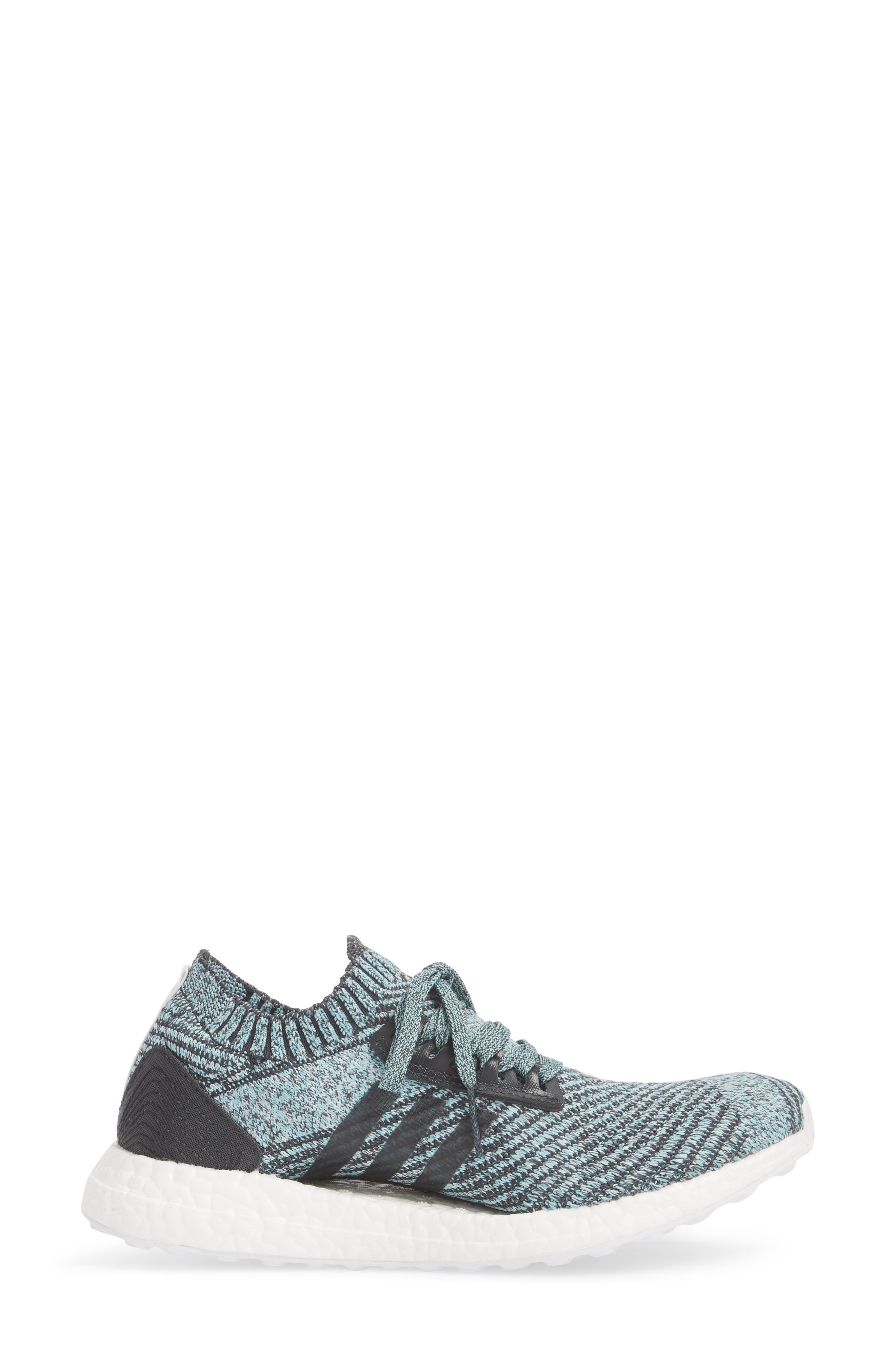 by Stella McCartney UltraBoost x Parley Running Shoe,                             Alternate thumbnail 12, color,