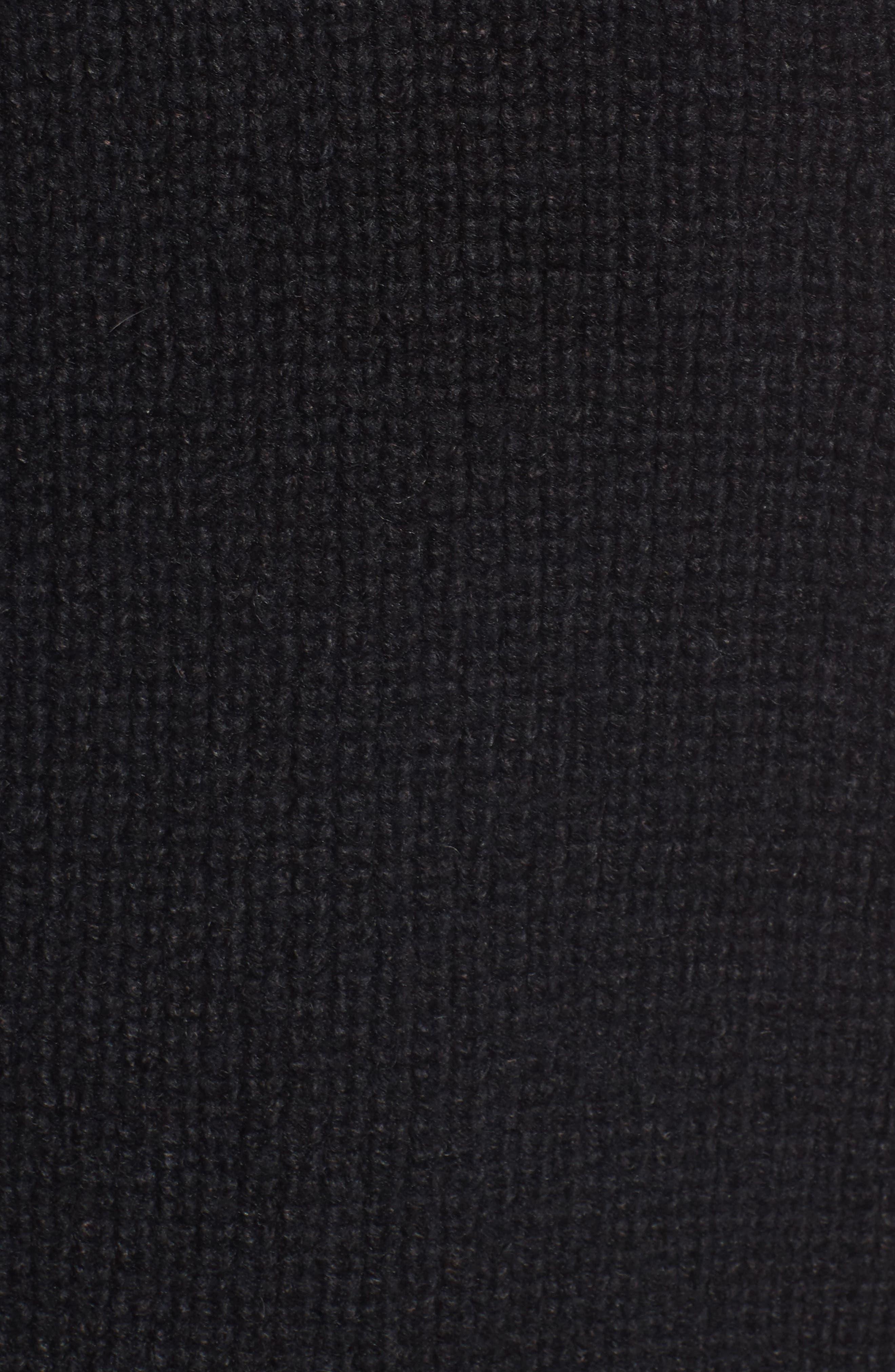 Long Ribbed Cardigan,                             Alternate thumbnail 13, color,