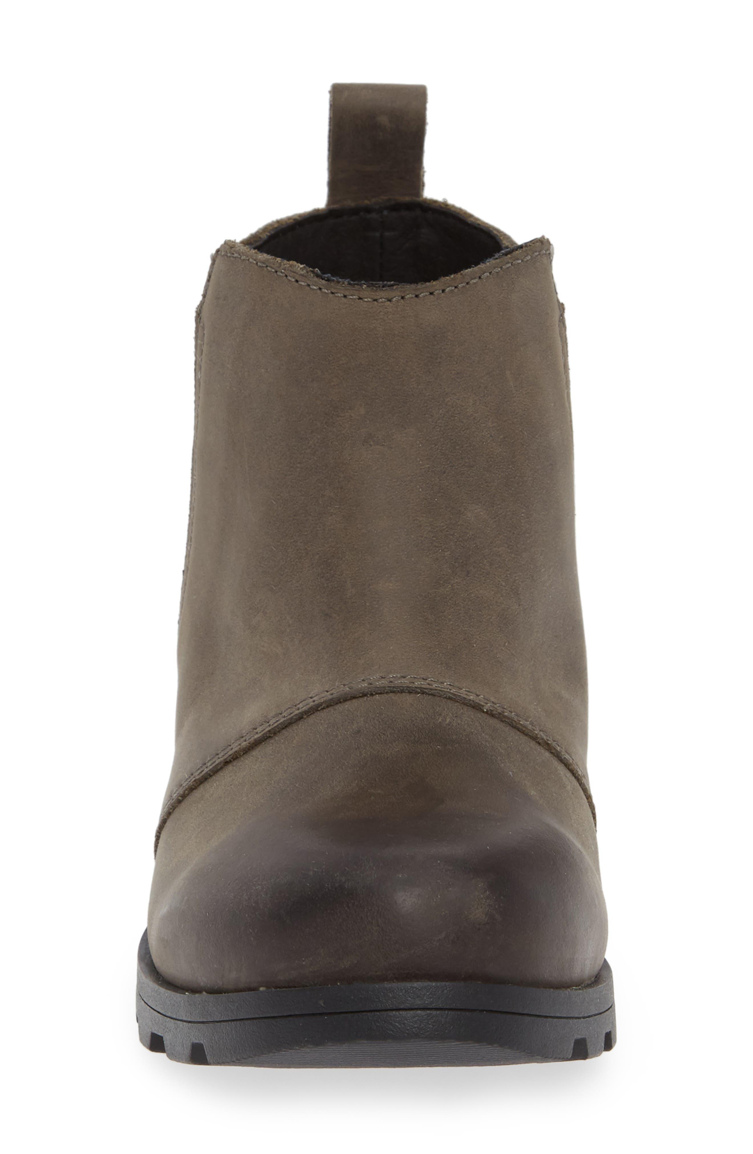 Emelie Waterproof Chelsea Boot,                             Alternate thumbnail 13, color,