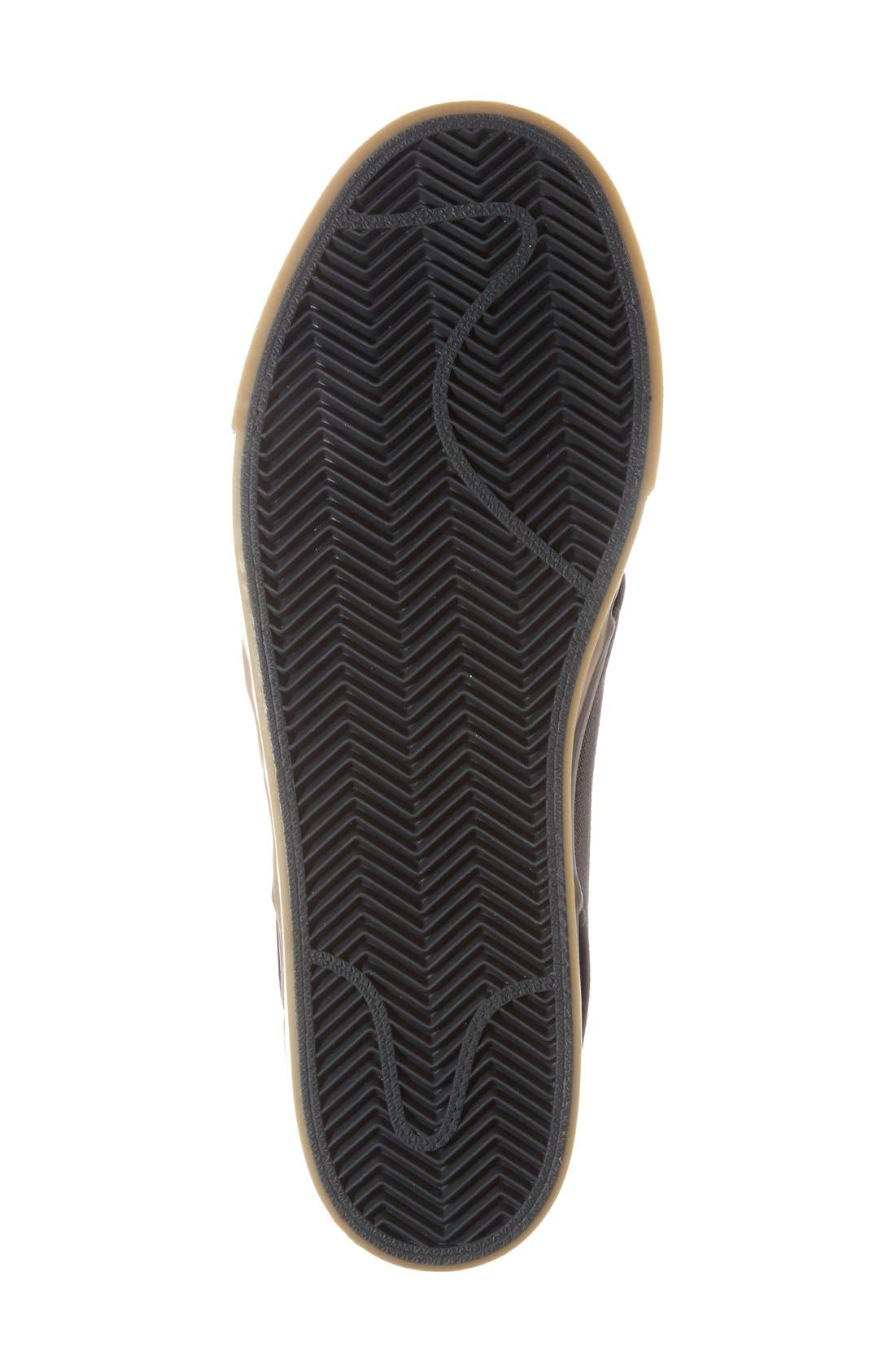Zoom - Stefan Janoski SB Canvas Skate Shoe,                             Alternate thumbnail 108, color,