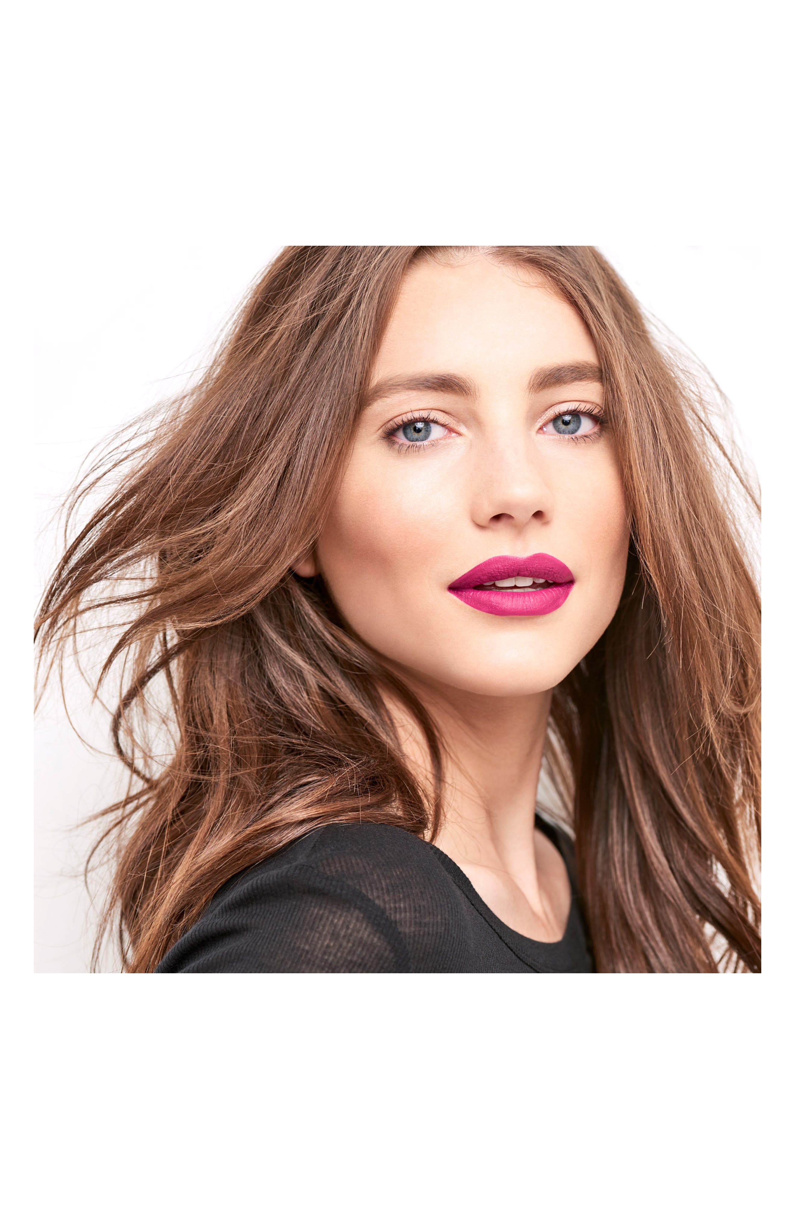 Statement<sup>™</sup> Matte Liquid Lipstick,                             Alternate thumbnail 4, color,                             OMG