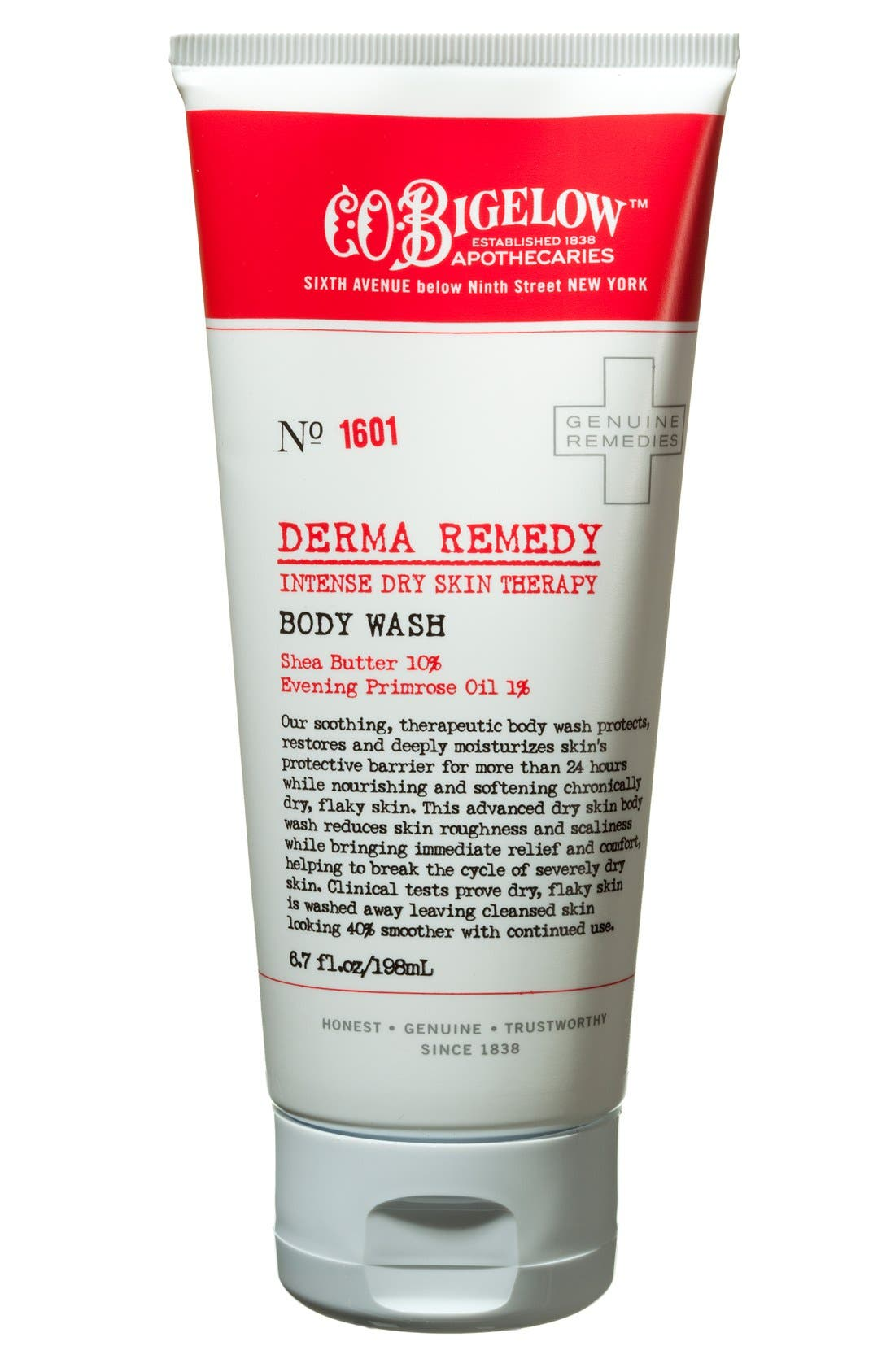 Derma Remedy Body Wash,                             Main thumbnail 1, color,                             000