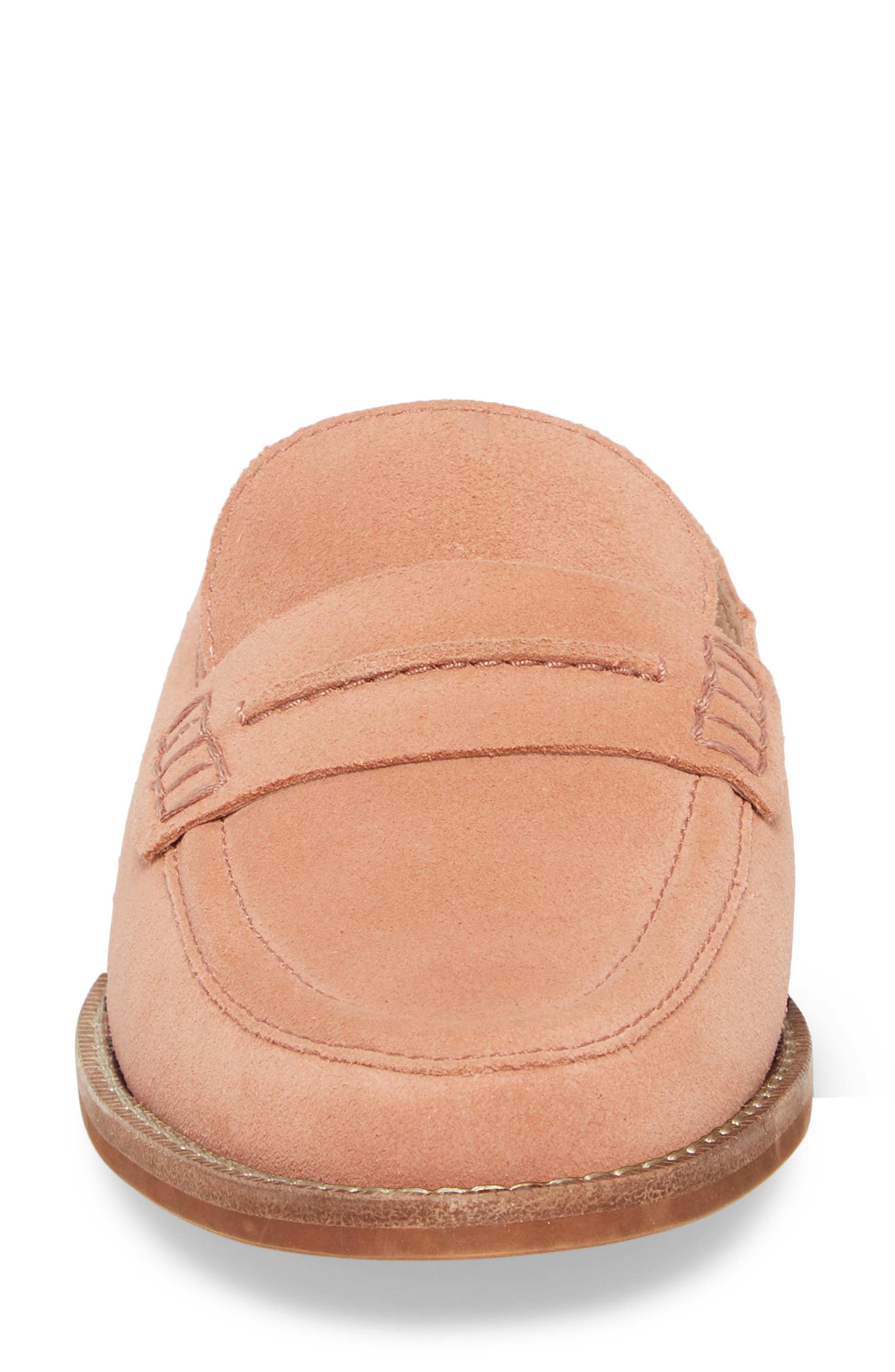 The Elinor Loafer Mule,                             Alternate thumbnail 4, color,                             651