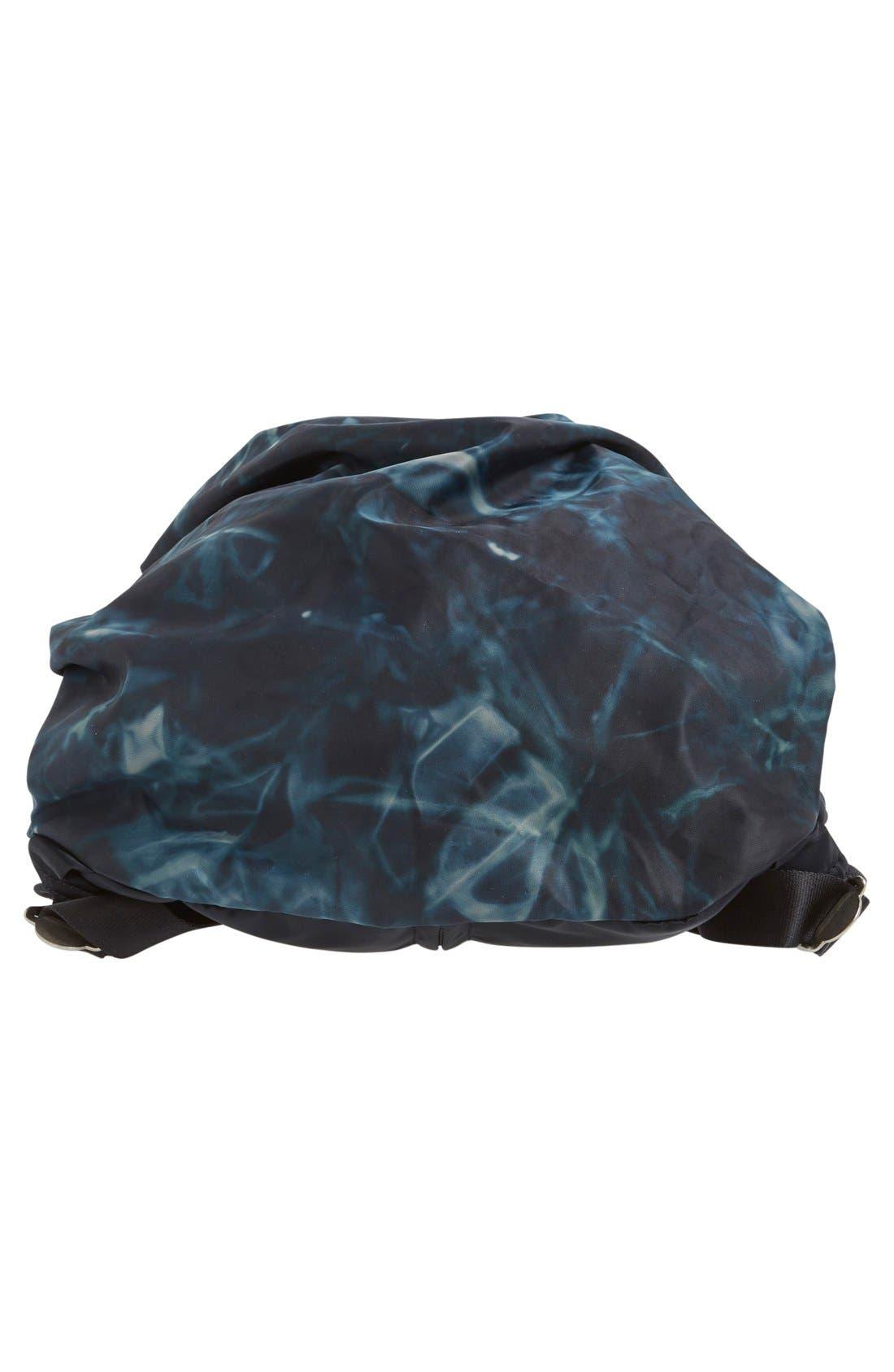 'Tuck' Nylon Backpack,                             Alternate thumbnail 5, color,                             410