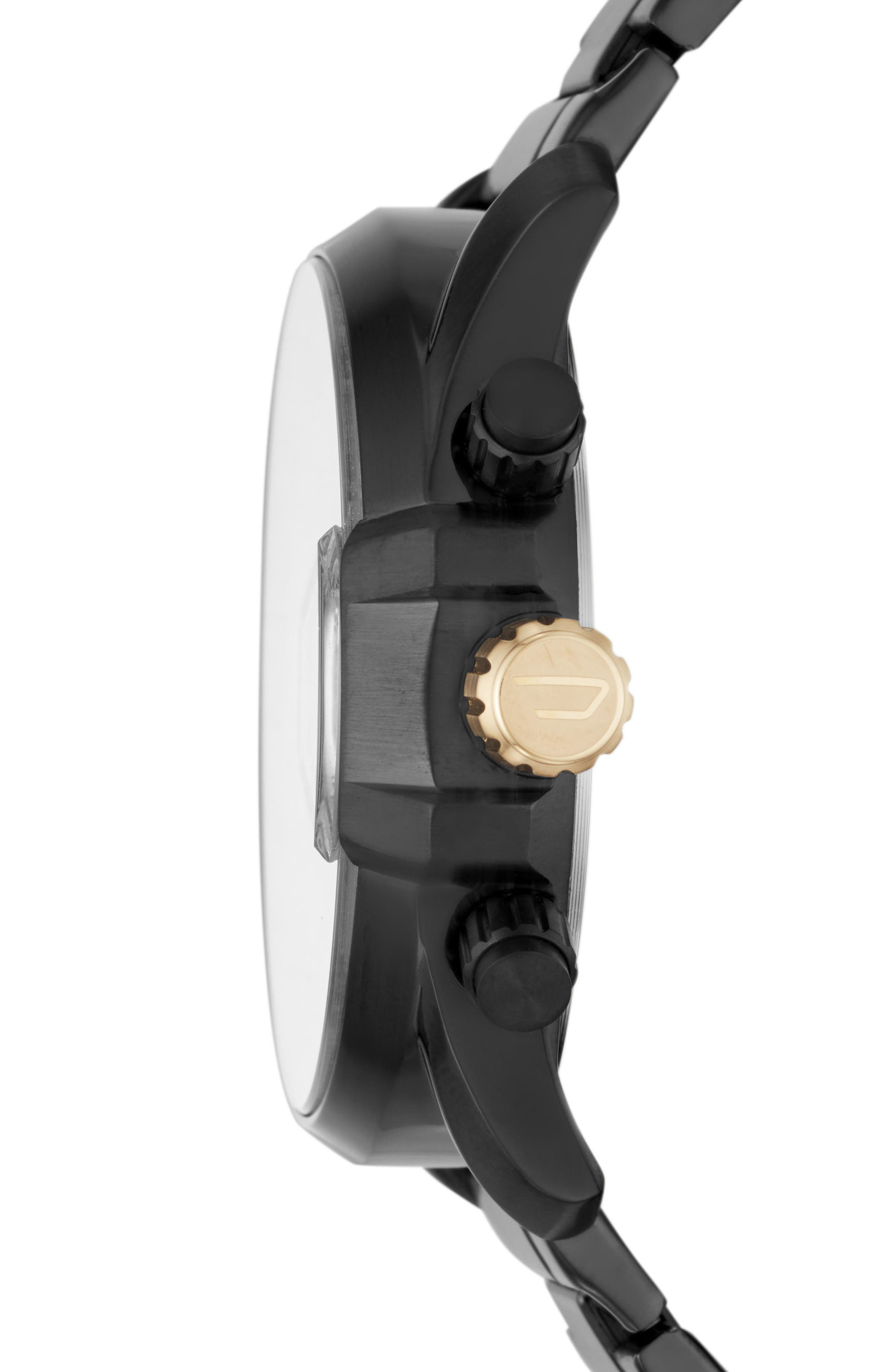 MS9 Chronograph Bracelet Watch, 47mm,                             Alternate thumbnail 2, color,                             002