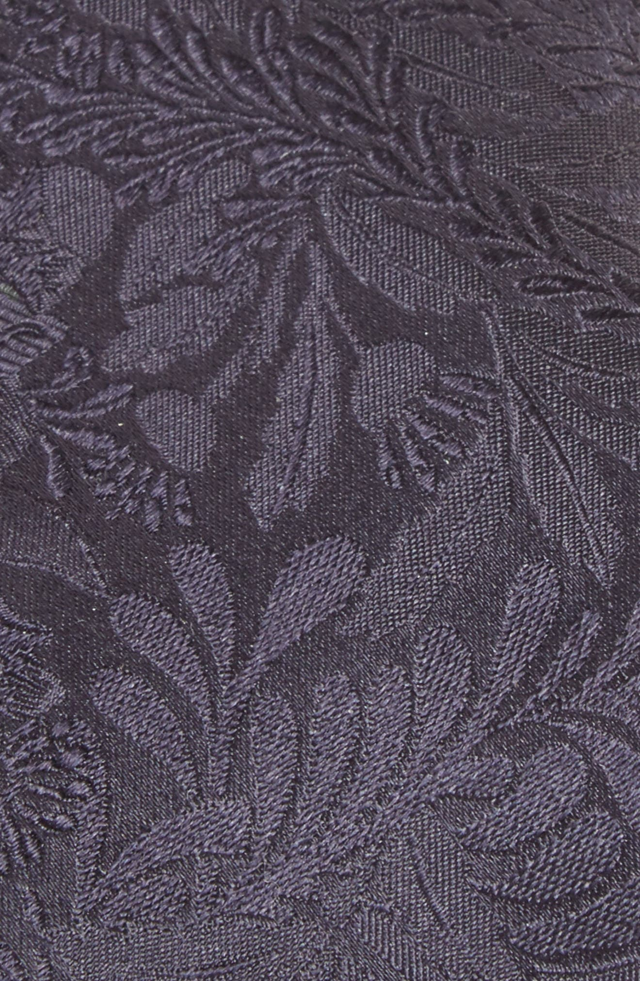 Tonal Floral Silk Tie,                             Alternate thumbnail 6, color,