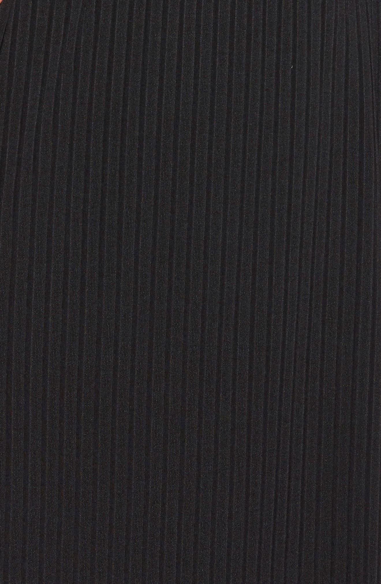 Stevie Wrap Dress,                             Alternate thumbnail 4, color,