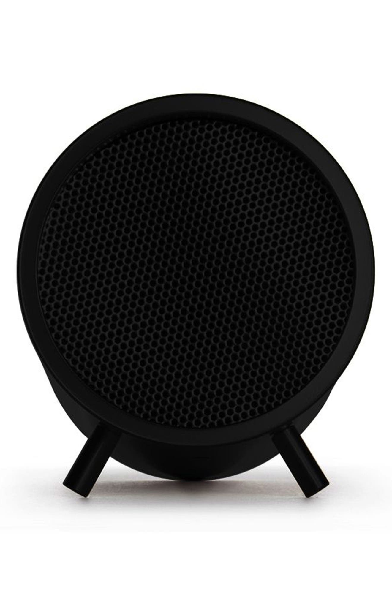 Tube Wireless Bluetooth<sup>®</sup> Audio Speaker, Main, color, BLACK
