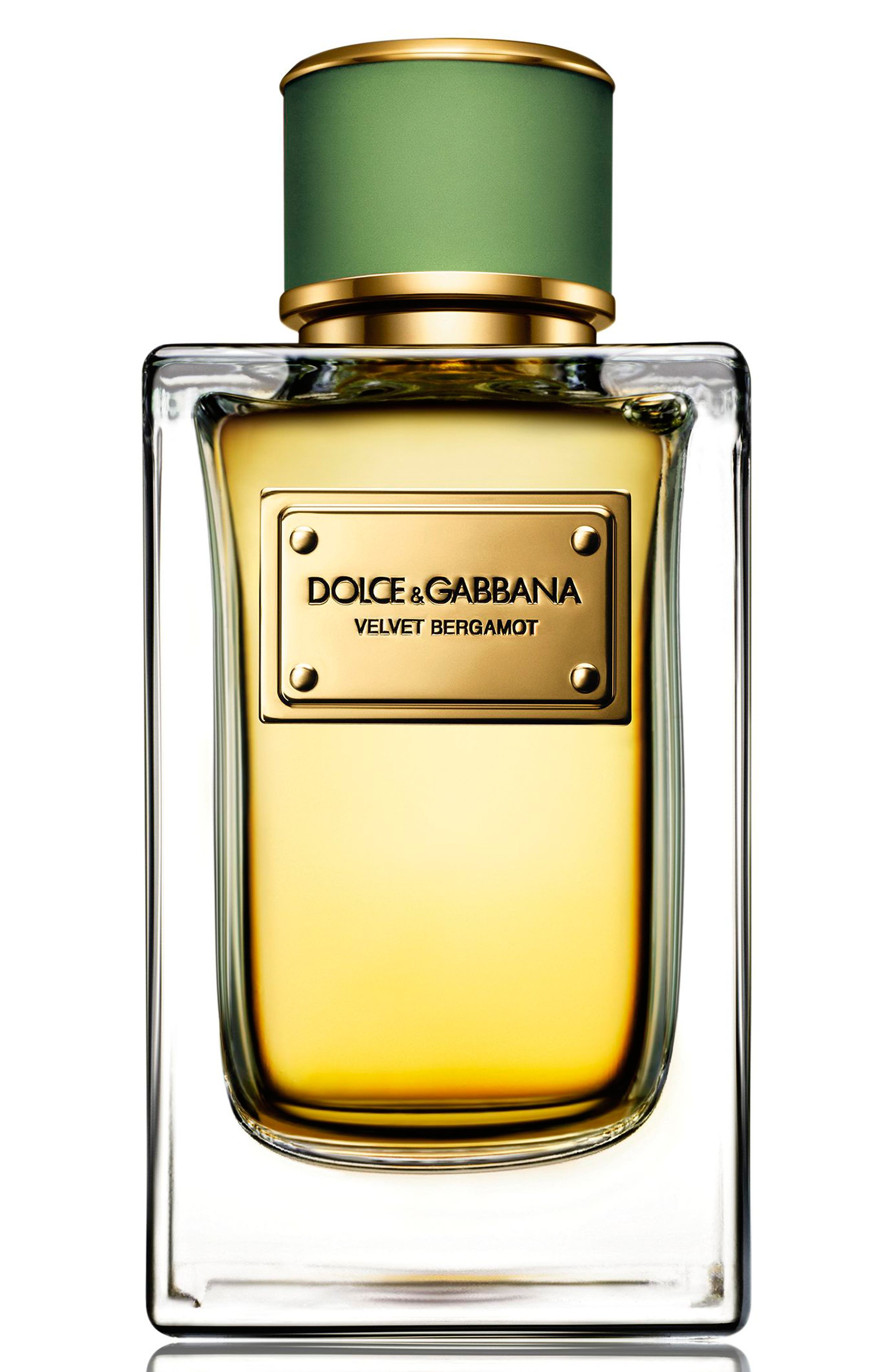 Velvet Bergamot Eau de Parfum,                             Alternate thumbnail 3, color,                             NO COLOR