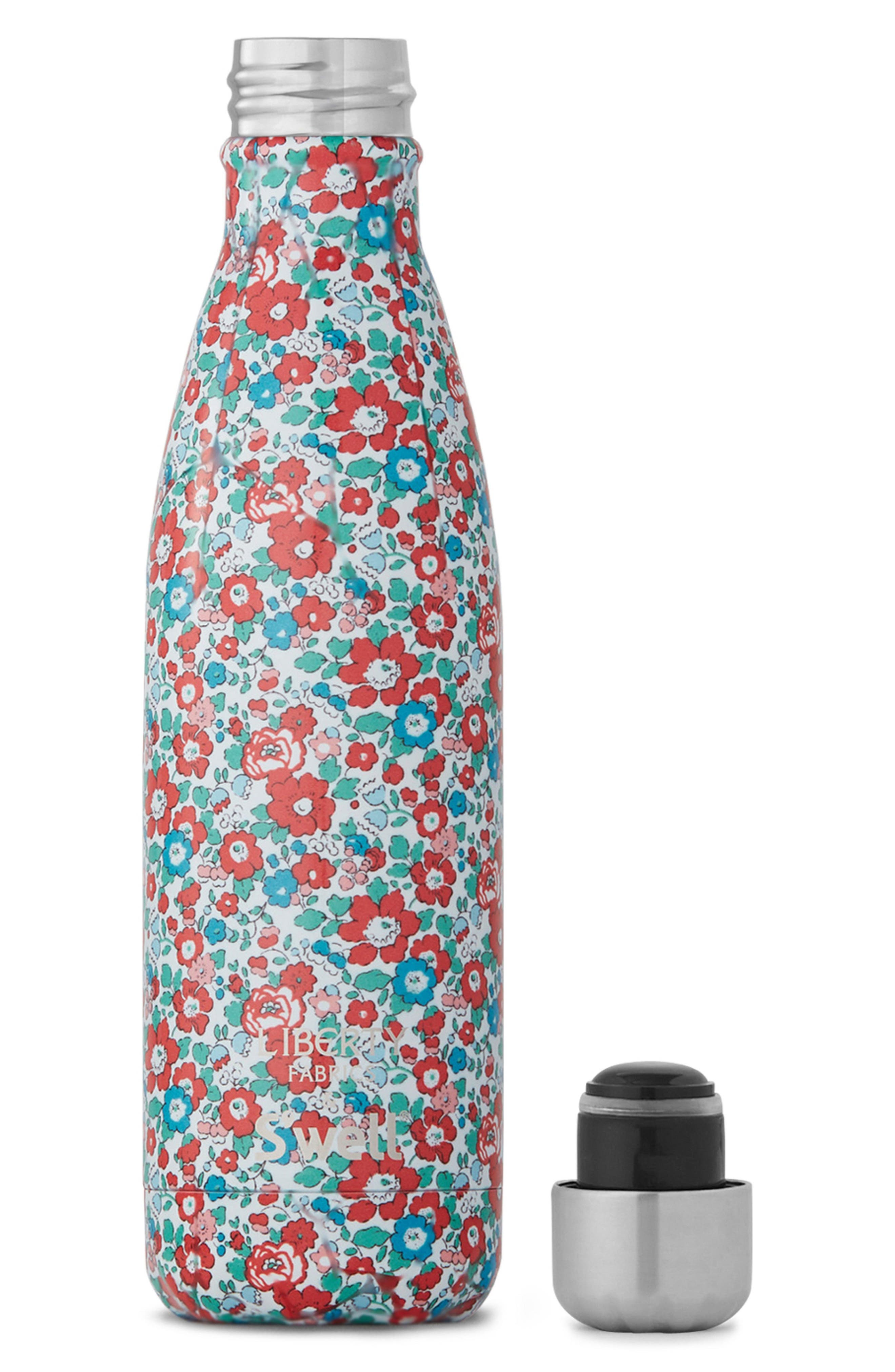 Liberty Fabrics Betsy Ann Stainless Steel Water Bottle,                             Alternate thumbnail 2, color,                             609