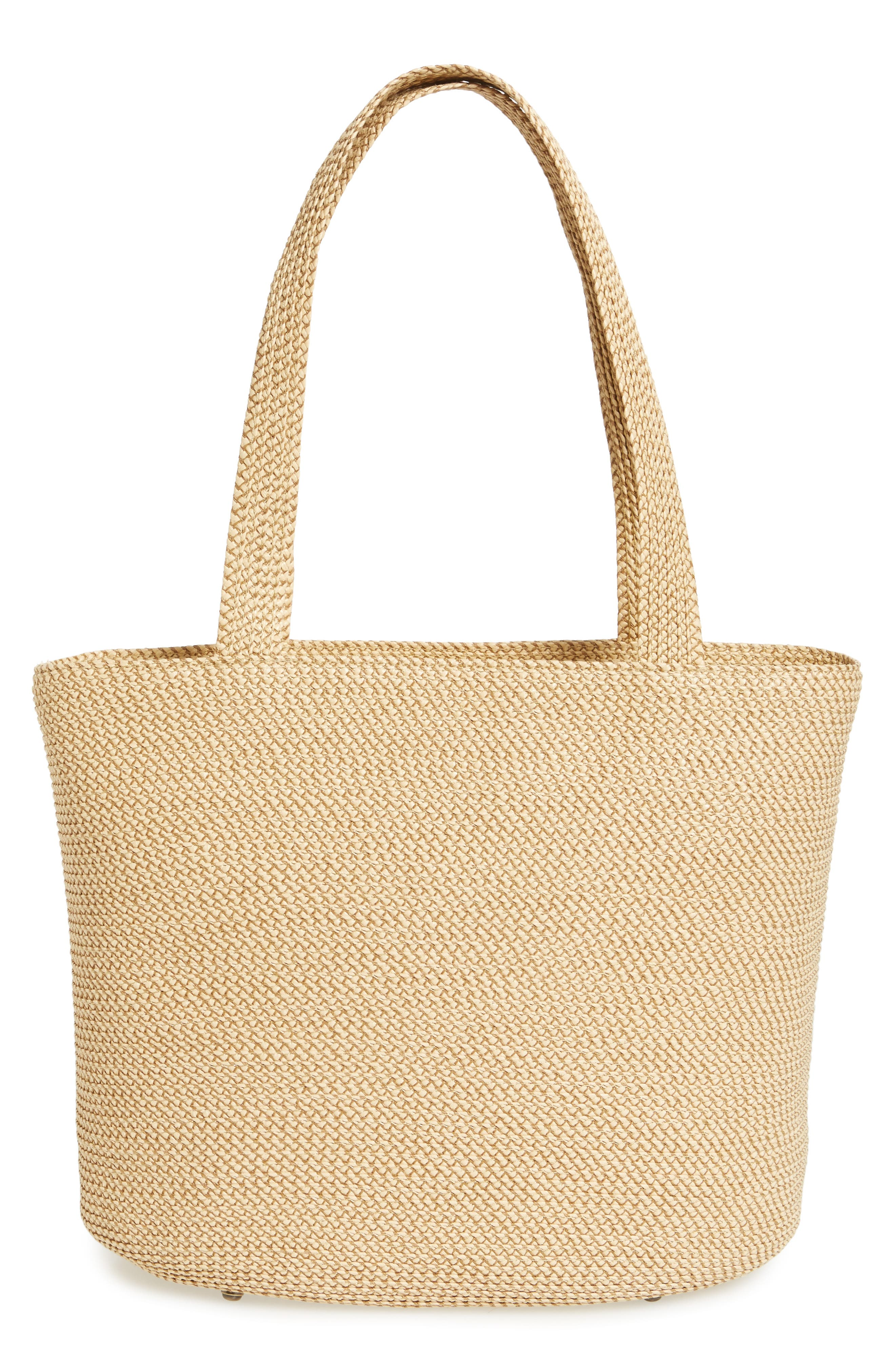 Squishee<sup>®</sup> Tote,                             Alternate thumbnail 3, color,                             PEANUT