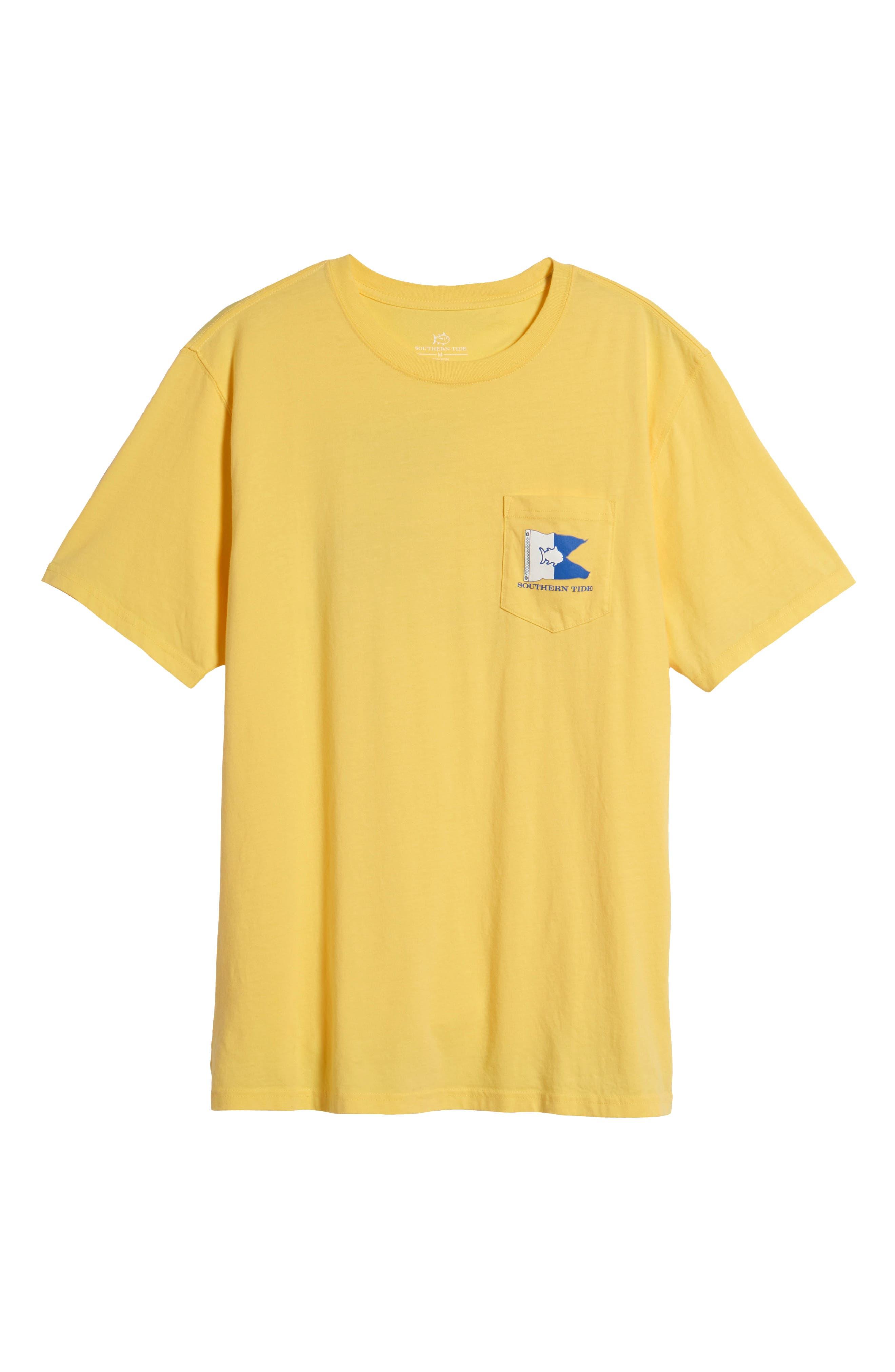 Alpha Up Crewneck T-Shirt,                             Alternate thumbnail 6, color,