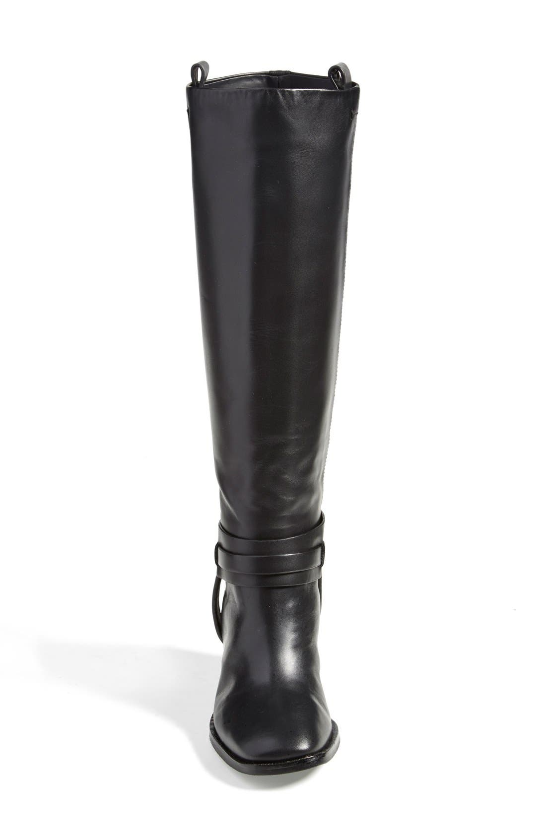 VC SIGNATURE,                             'Tazmin' Knee High Boot,                             Alternate thumbnail 4, color,                             002