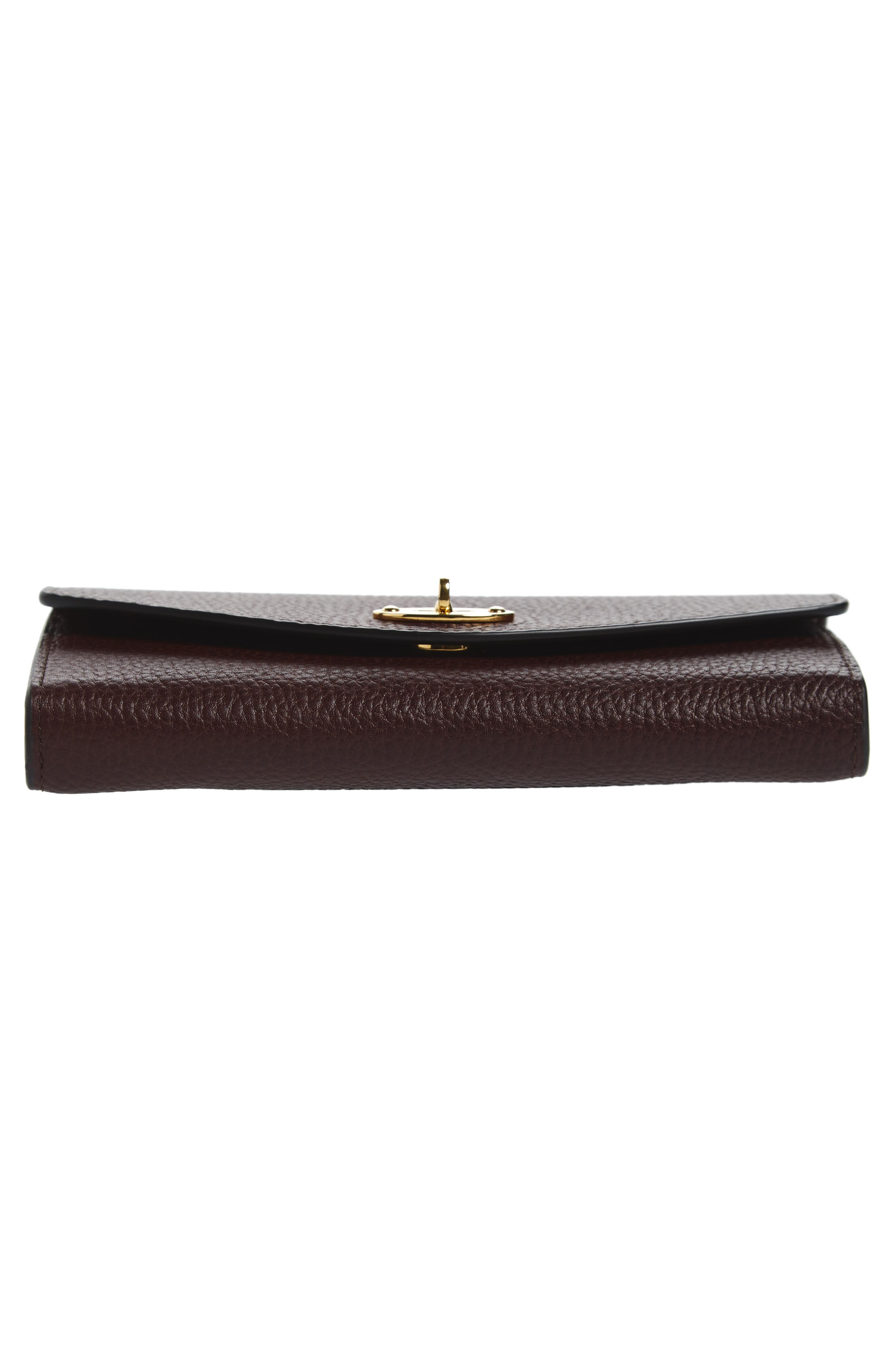 Darley Continental Calfskin Leather Wallet,                             Alternate thumbnail 6, color,