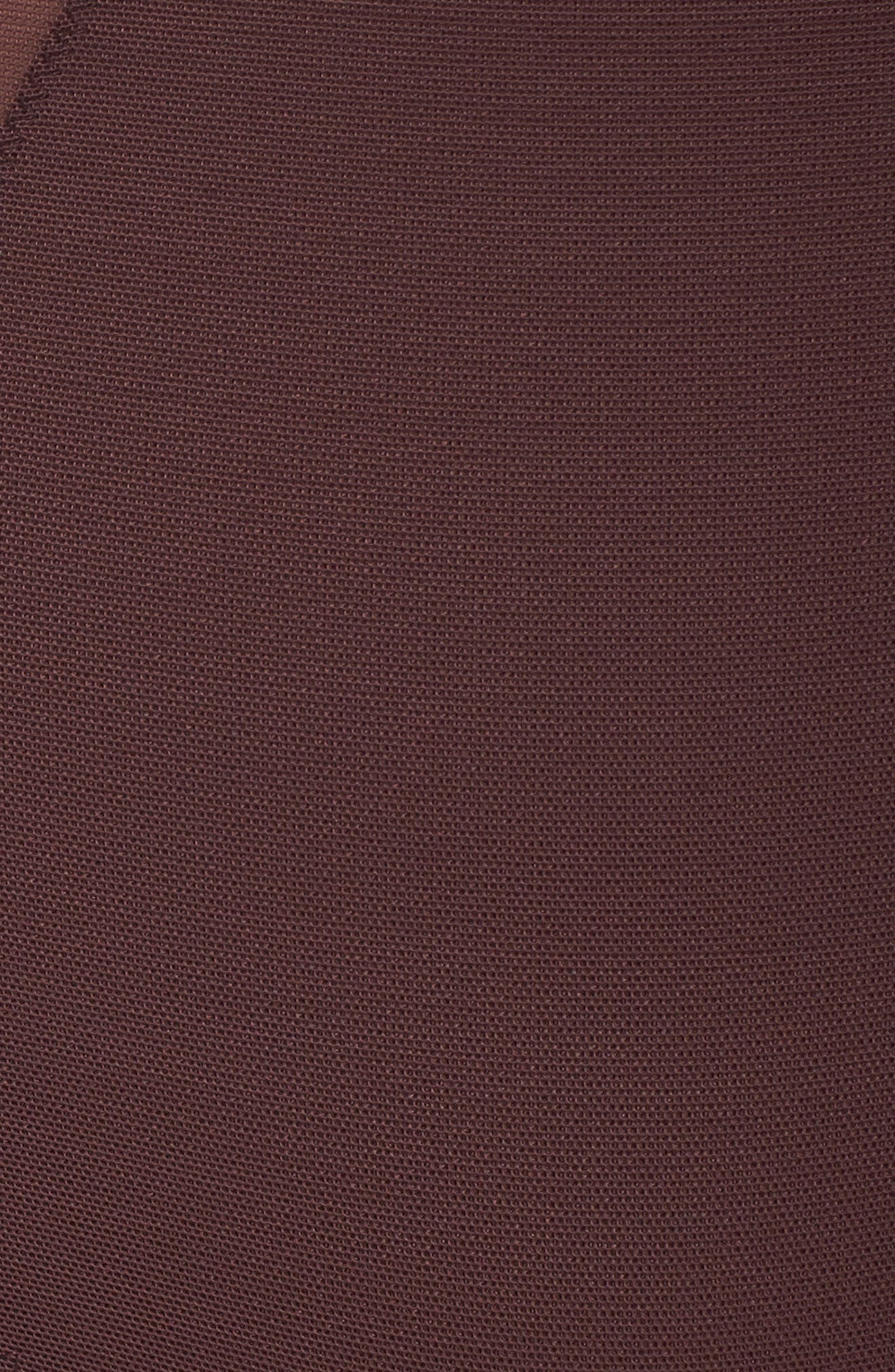 Spotlight On Lace Briefs,                             Alternate thumbnail 5, color,                             GARNET