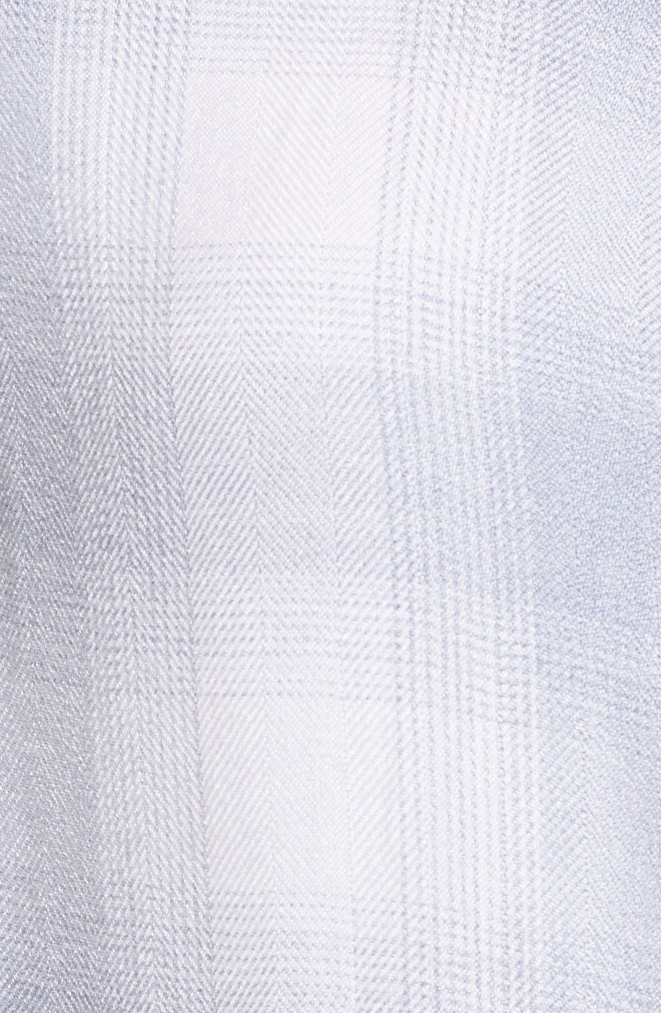 Hunter Plaid Shirt,                             Alternate thumbnail 608, color,