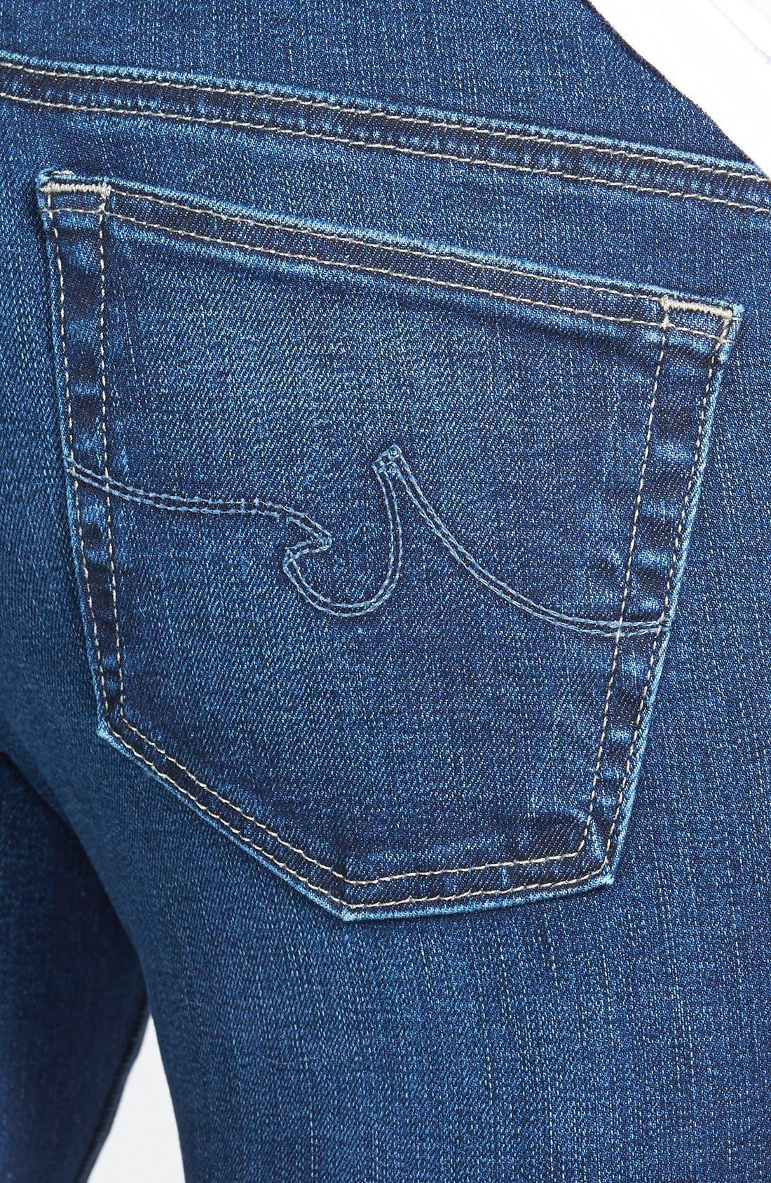 'The Legging' Super Skinny Jeans,                             Alternate thumbnail 35, color,