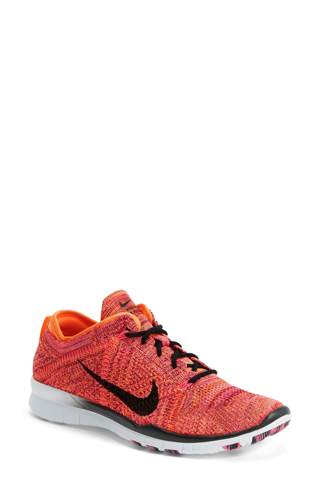 'Free Flyknit 5.0 TR' Training Shoe,                             Main thumbnail 15, color,